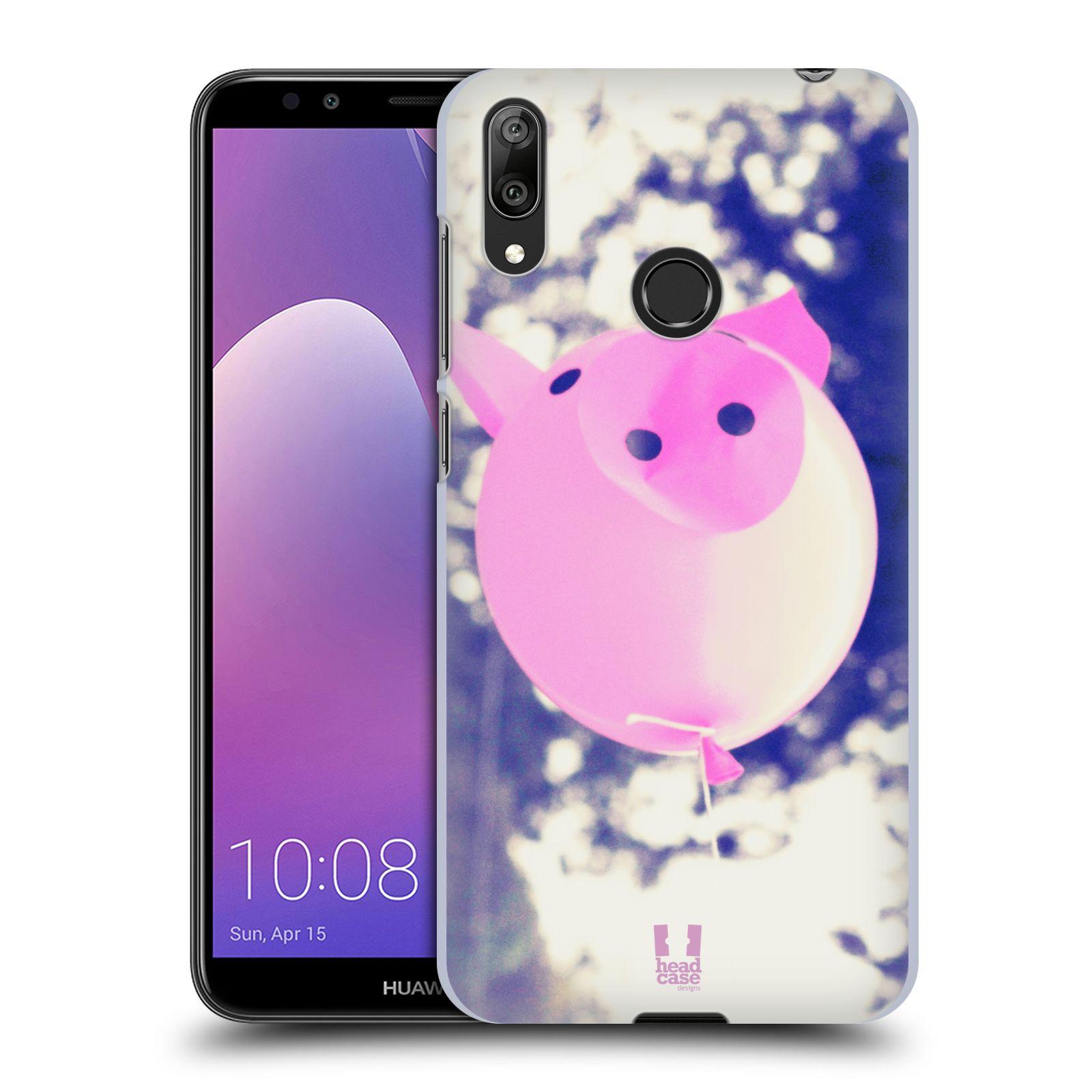 Plastové pouzdro na mobil Huawei Y7 (2019) - Head Case - BALON PAŠÍK