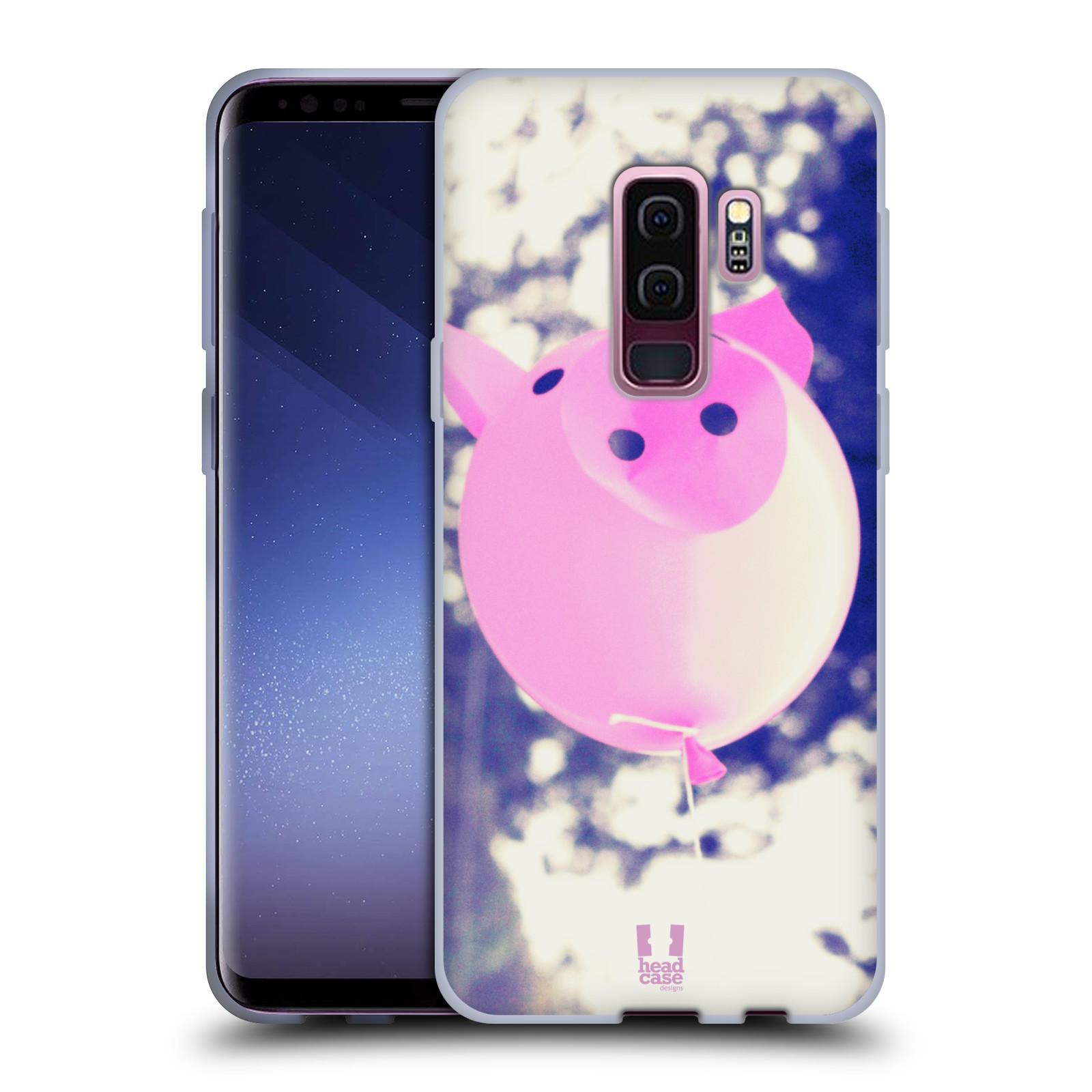 Silikonové pouzdro na mobil Samsung Galaxy S9 Plus - Head Case - BALON PAŠÍK