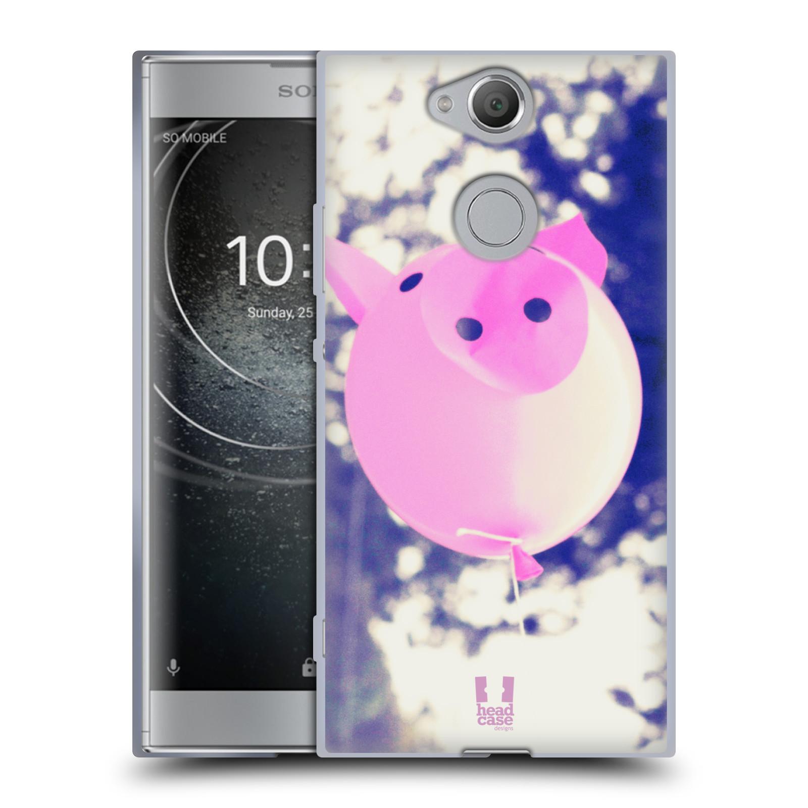 Silikonové pouzdro na mobil Sony Xperia XA2 - Head Case - BALON PAŠÍK