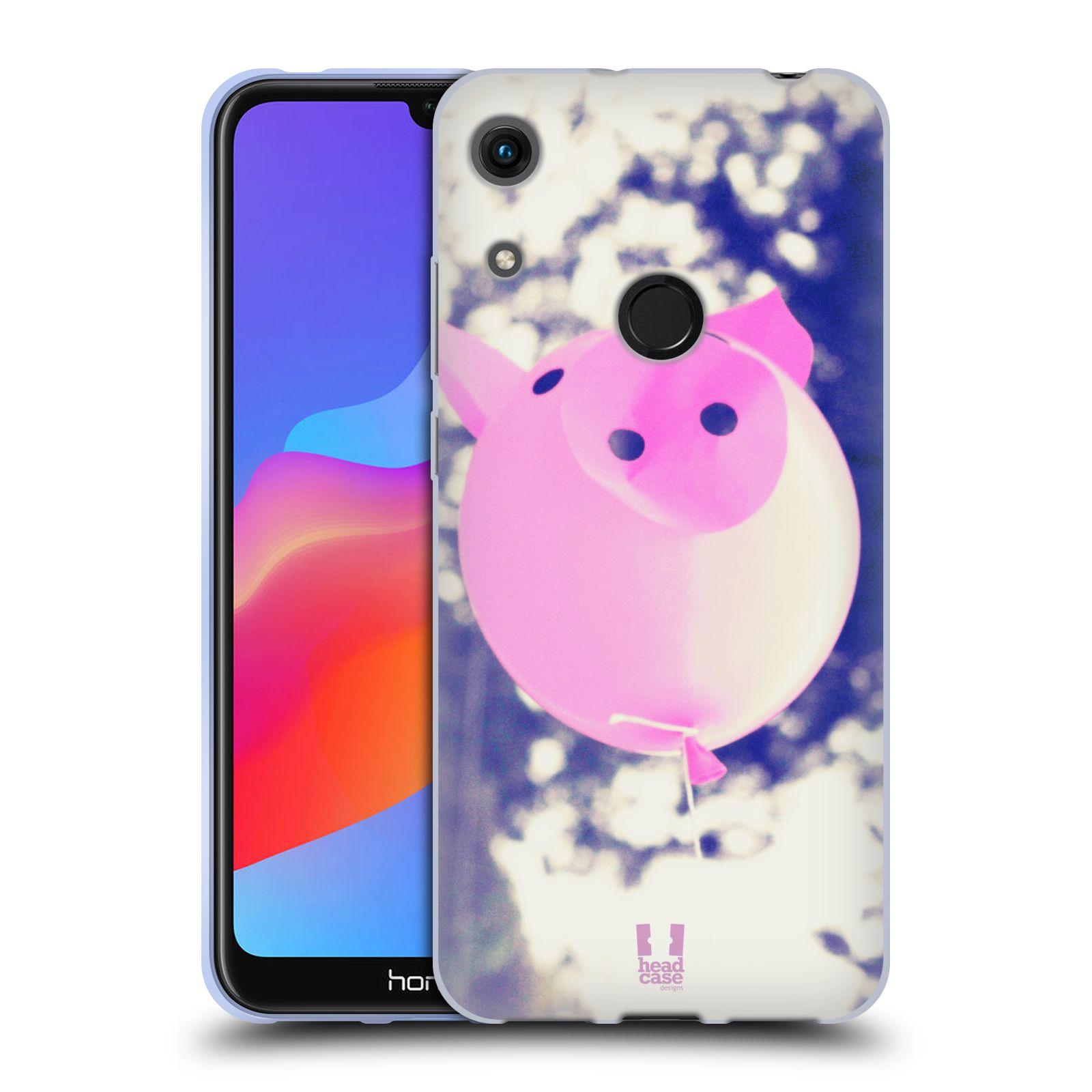 Silikonové pouzdro na mobil Honor 8A - Head Case - BALON PAŠÍK