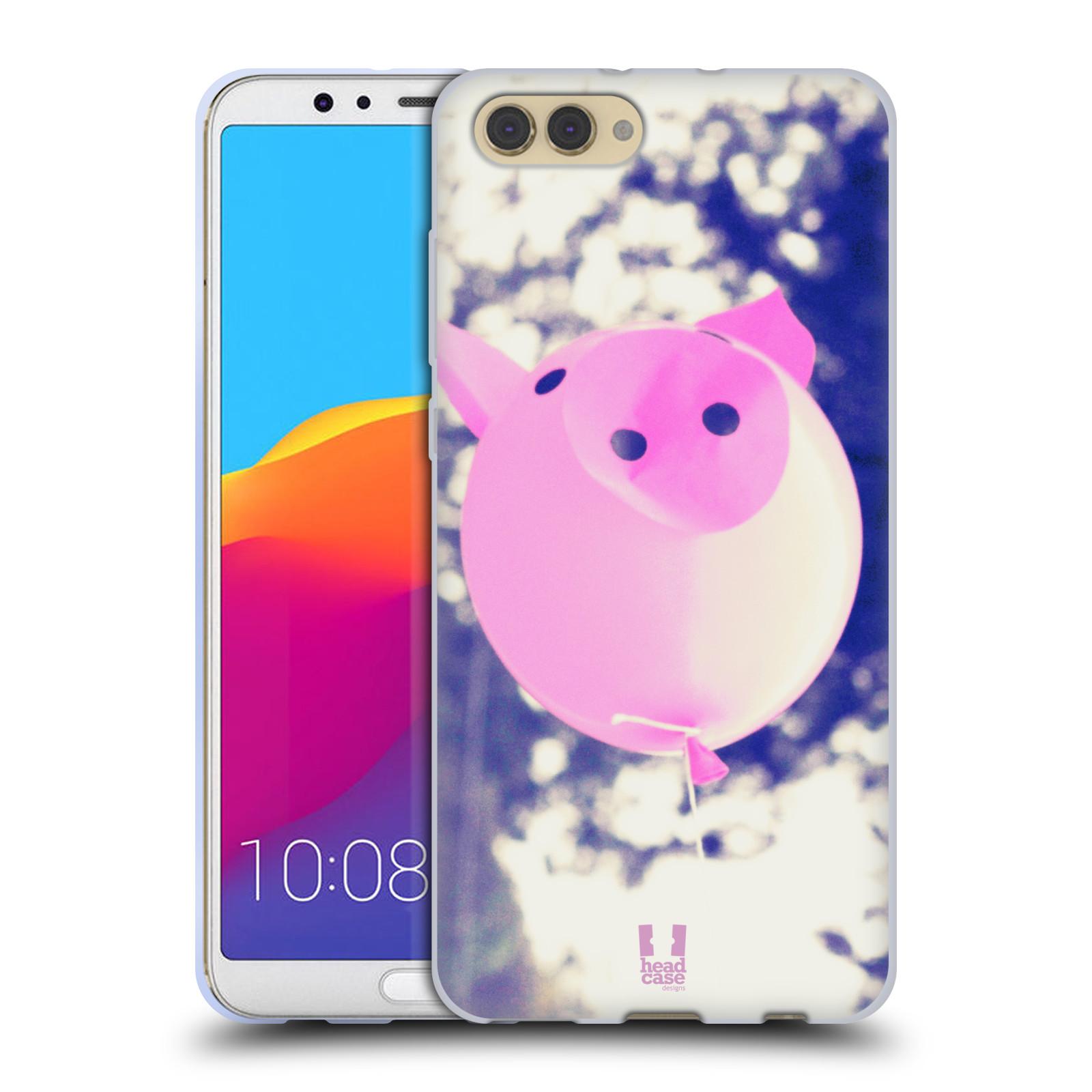 Silikonové pouzdro na mobil Honor View 10 - Head Case - BALON PAŠÍK
