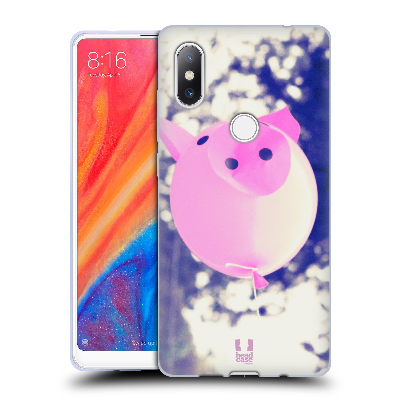 Silikonové pouzdro na mobil Xiaomi Mi Mix 2S - Head Case - BALON PAŠÍK
