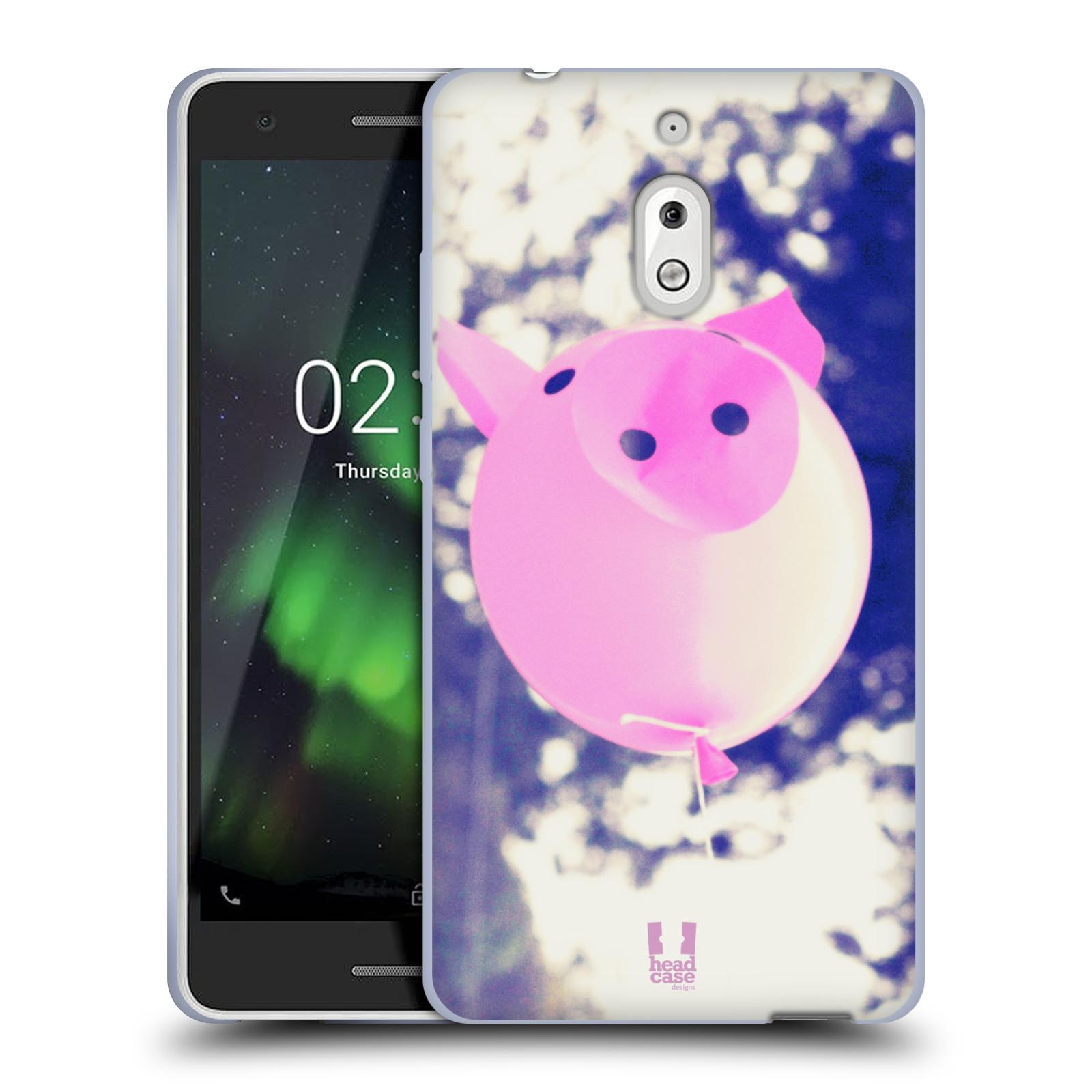 Silikonové pouzdro na mobil Nokia 2.1 - Head Case - BALON PAŠÍK