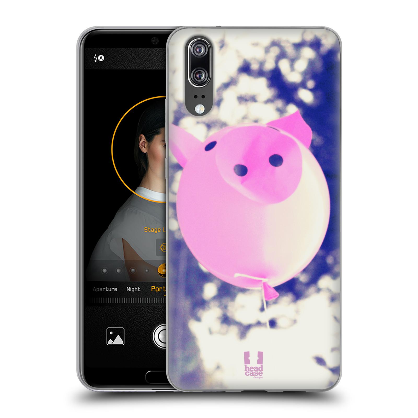 Silikonové pouzdro na mobil Huawei P20 - Head Case - BALON PAŠÍK