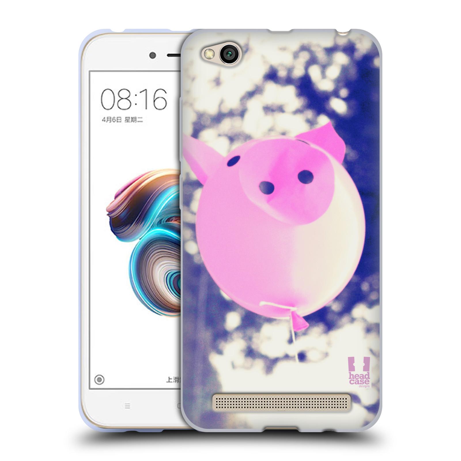 Silikonové pouzdro na mobil Xiaomi Redmi 5A - Head Case - BALON PAŠÍK