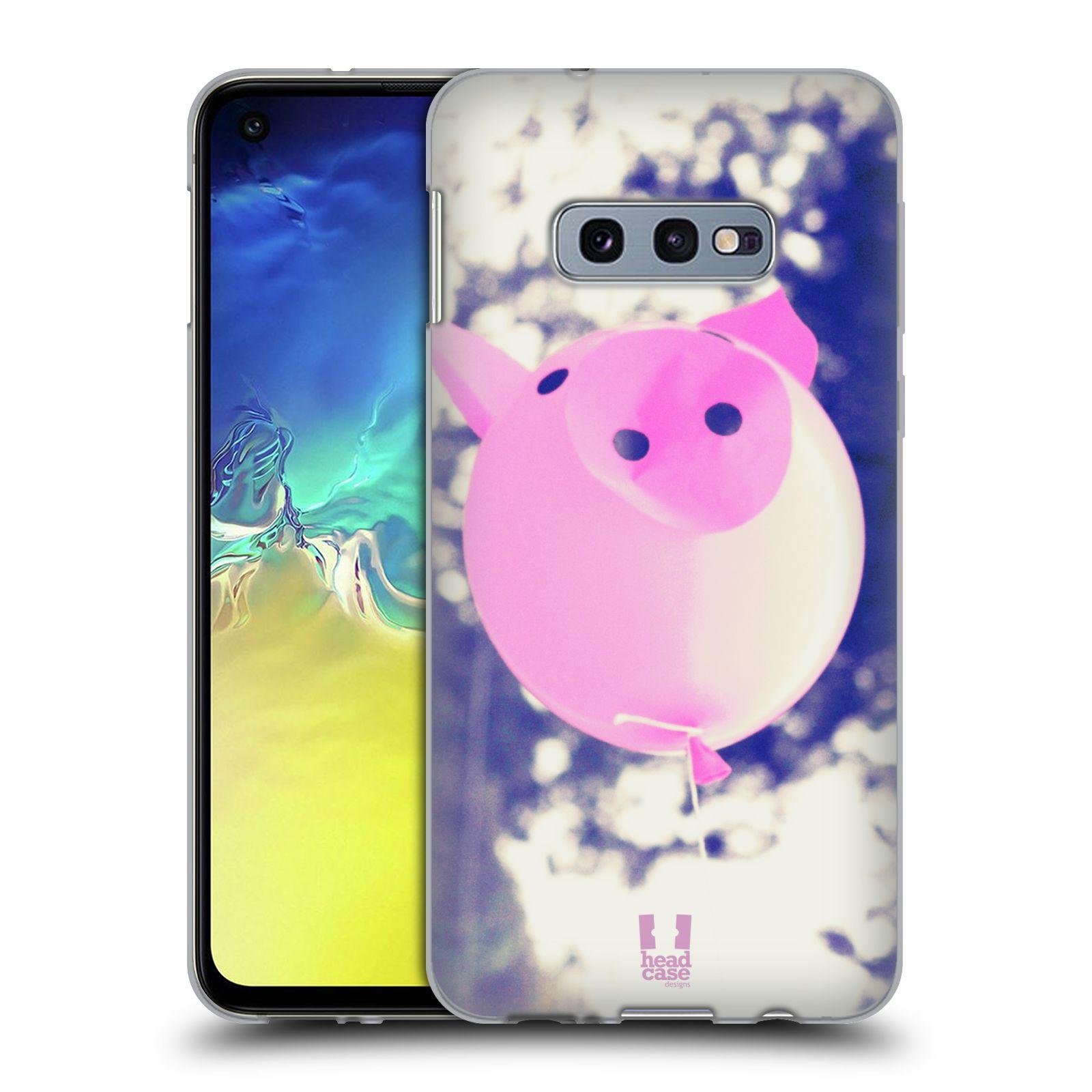 Silikonové pouzdro na mobil Samsung Galaxy S10e - Head Case - BALON PAŠÍK