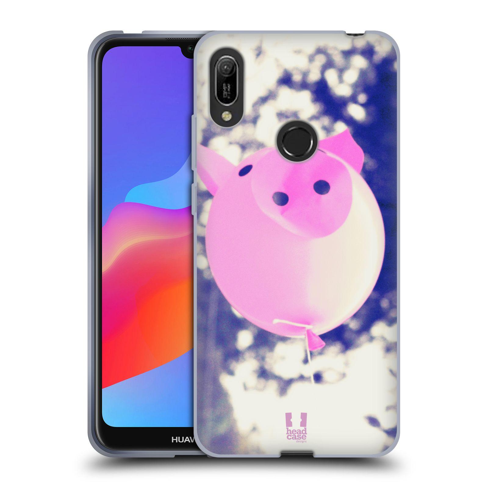 Silikonové pouzdro na mobil Huawei Y6 (2019) - Head Case - BALON PAŠÍK