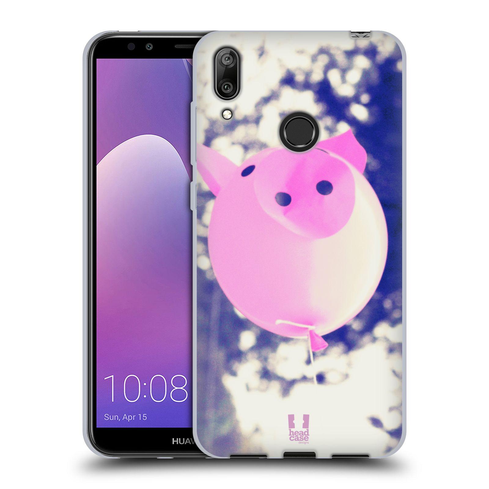 Silikonové pouzdro na mobil Huawei Y7 (2019) - Head Case - BALON PAŠÍK