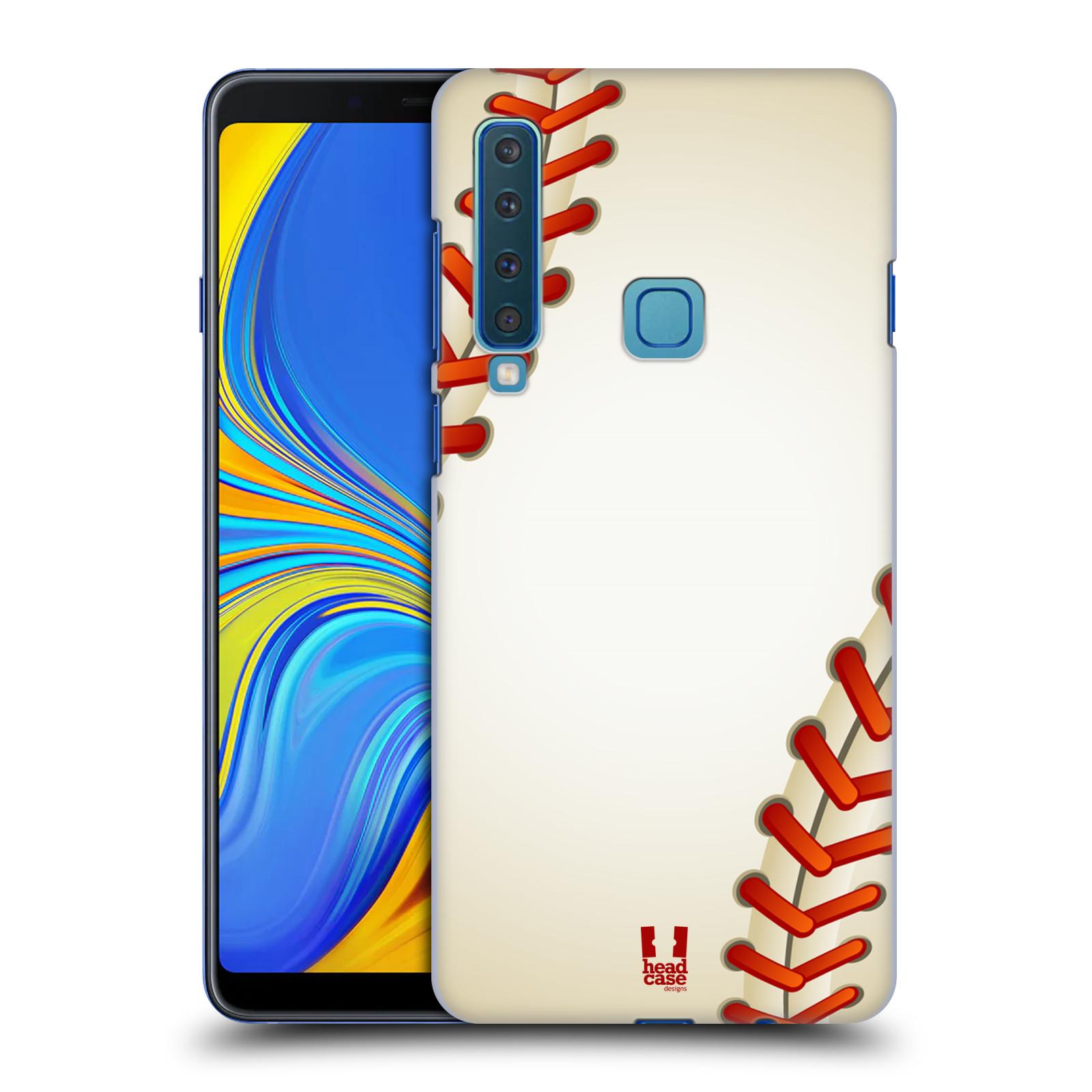 Plastové pouzdro na mobil Samsung Galaxy A9 (2018) - Head Case - Baseballový míček