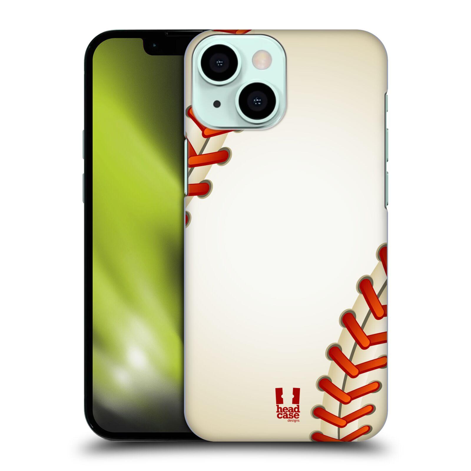 Plastové pouzdro na mobil Apple iPhone 13 Mini - Head Case - Baseballový míček