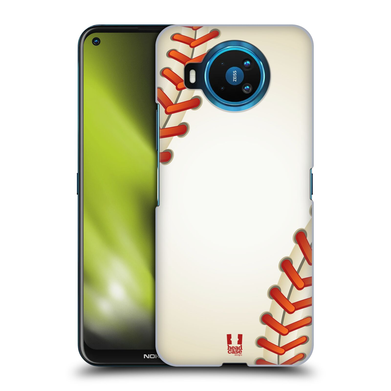 Plastové pouzdro na mobil Nokia 8.3 5G - Head Case - Baseballový míček