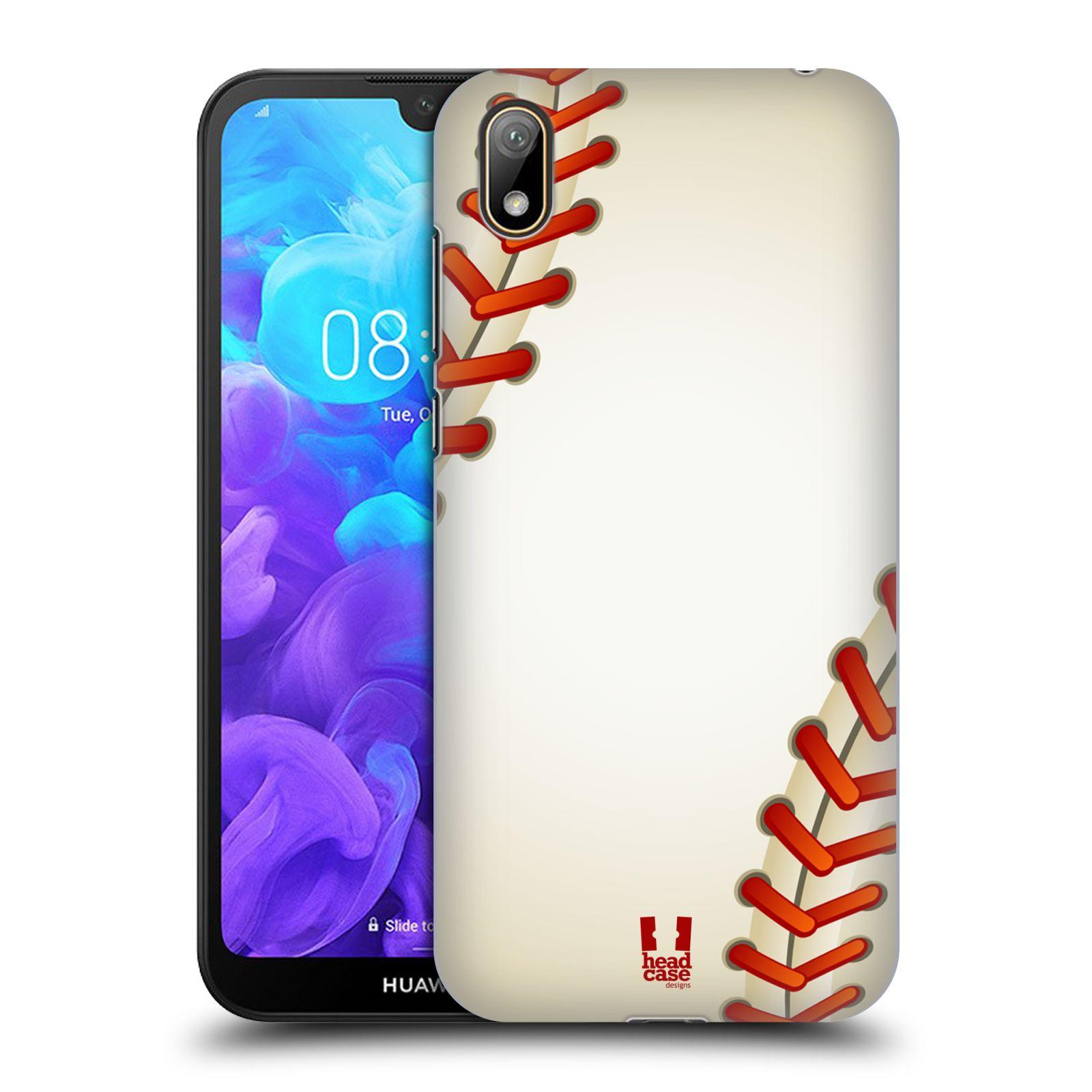 Plastové pouzdro na mobil Honor 8S - Head Case - Baseballový míček