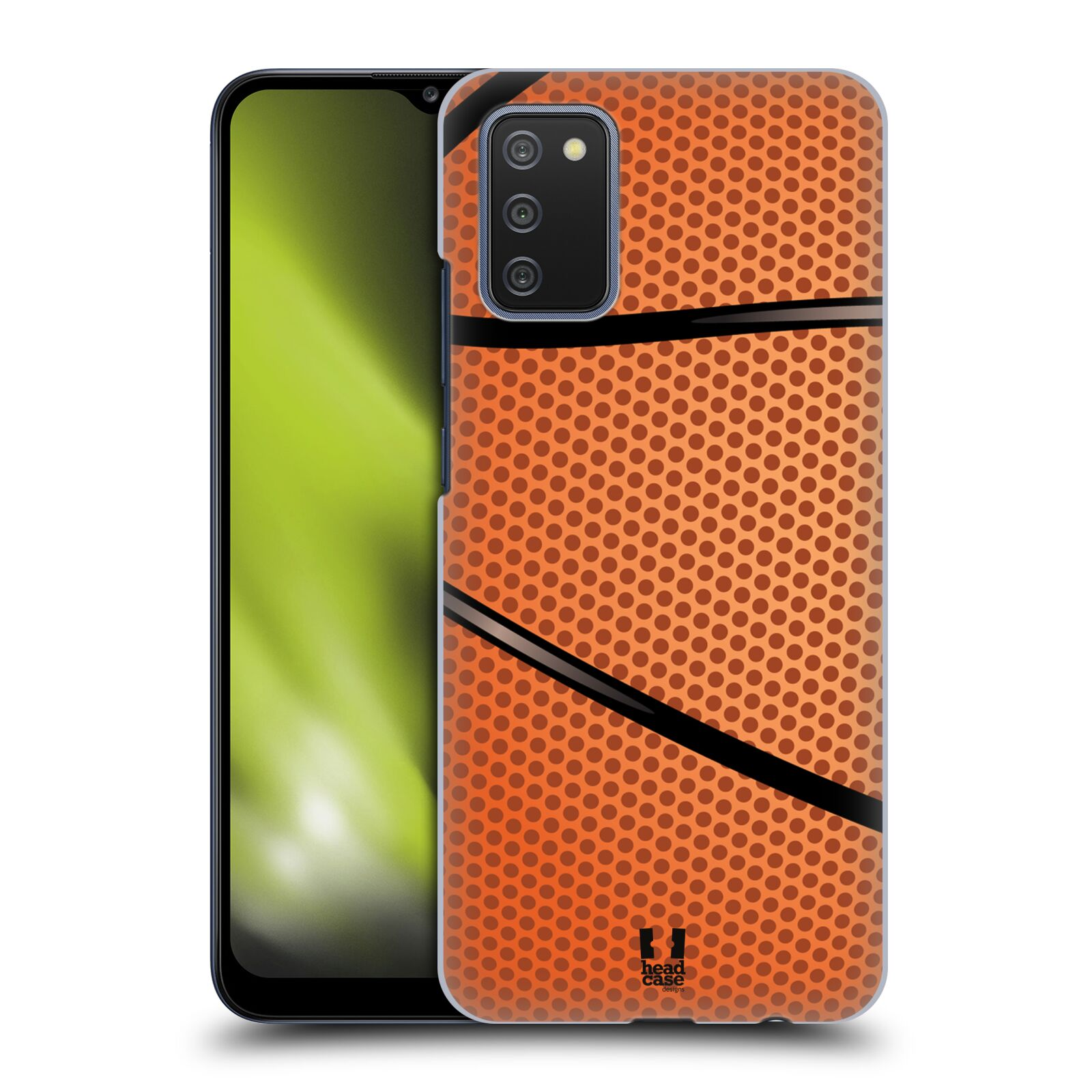Plastové pouzdro na mobil Samsung Galaxy A02s - Head Case - BASKEŤÁK