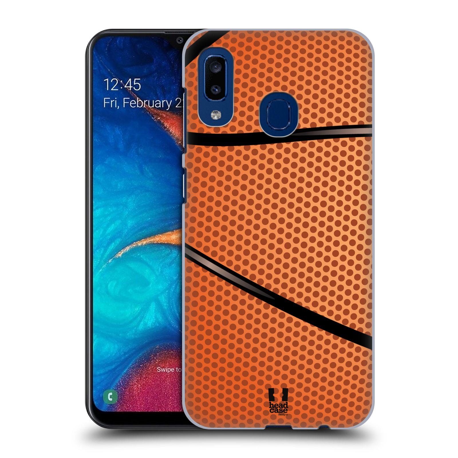 Plastové pouzdro na mobil Samsung Galaxy A20 - Head Case - BASKEŤÁK
