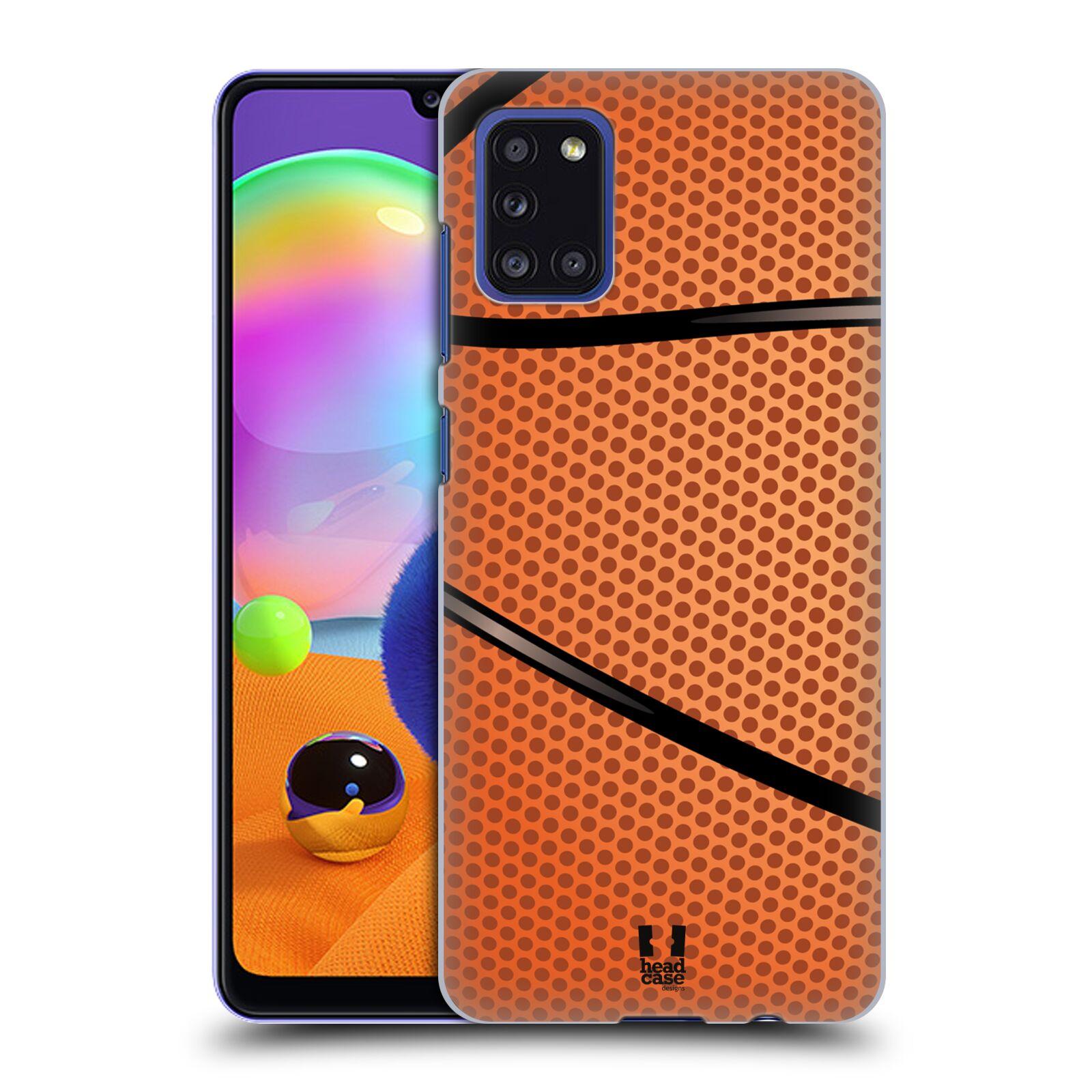 Plastové pouzdro na mobil Samsung Galaxy A31 - Head Case - BASKEŤÁK
