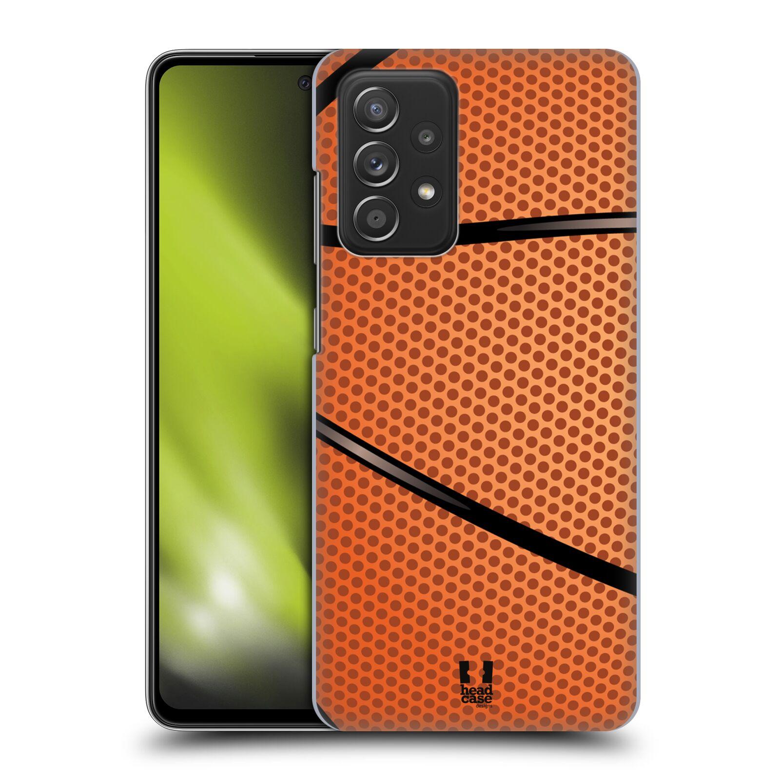 Plastové pouzdro na mobil Samsung Galaxy A52 / A52 5G / A52s 5G - Head Case - BASKEŤÁK