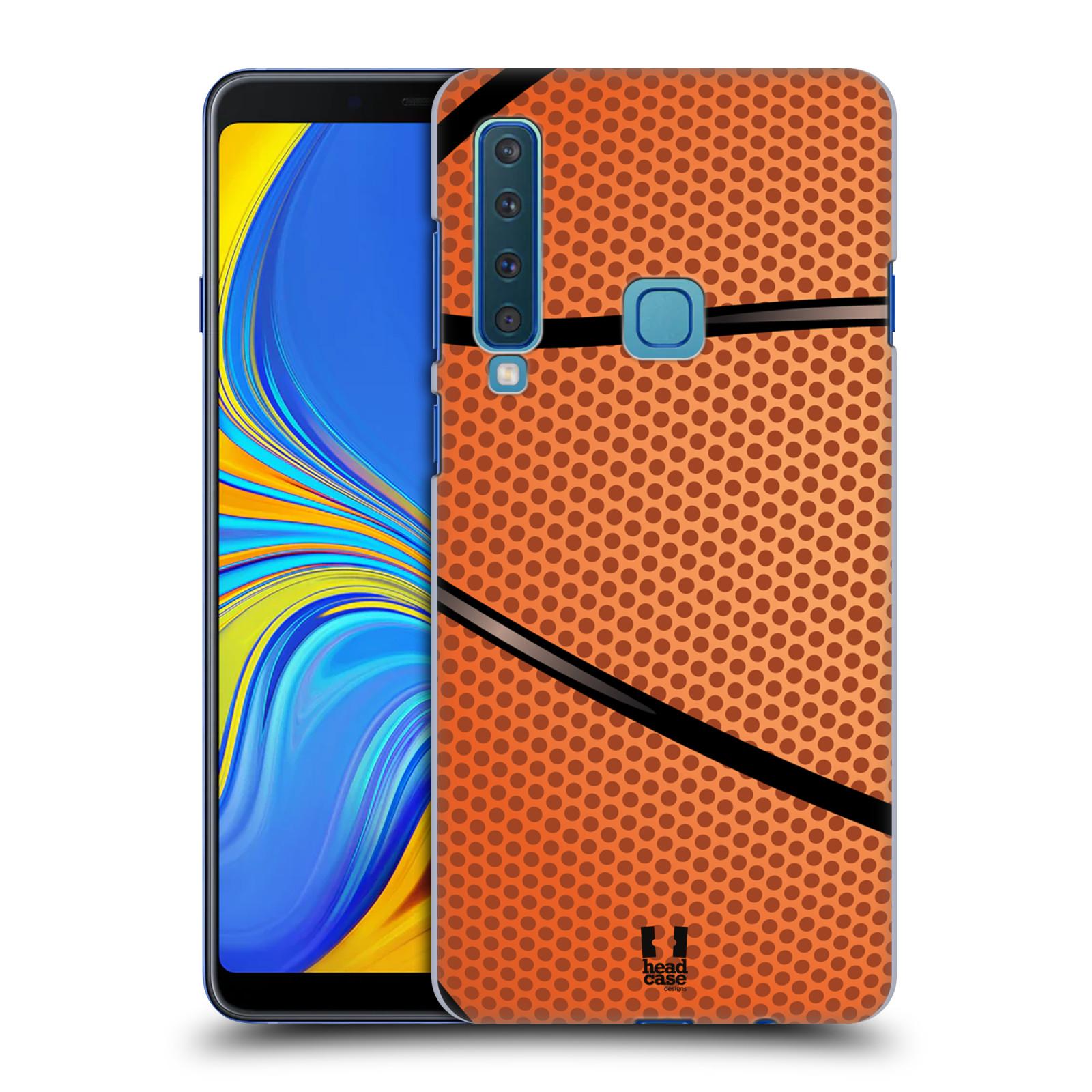 Plastové pouzdro na mobil Samsung Galaxy A9 (2018) - Head Case - BASKEŤÁK