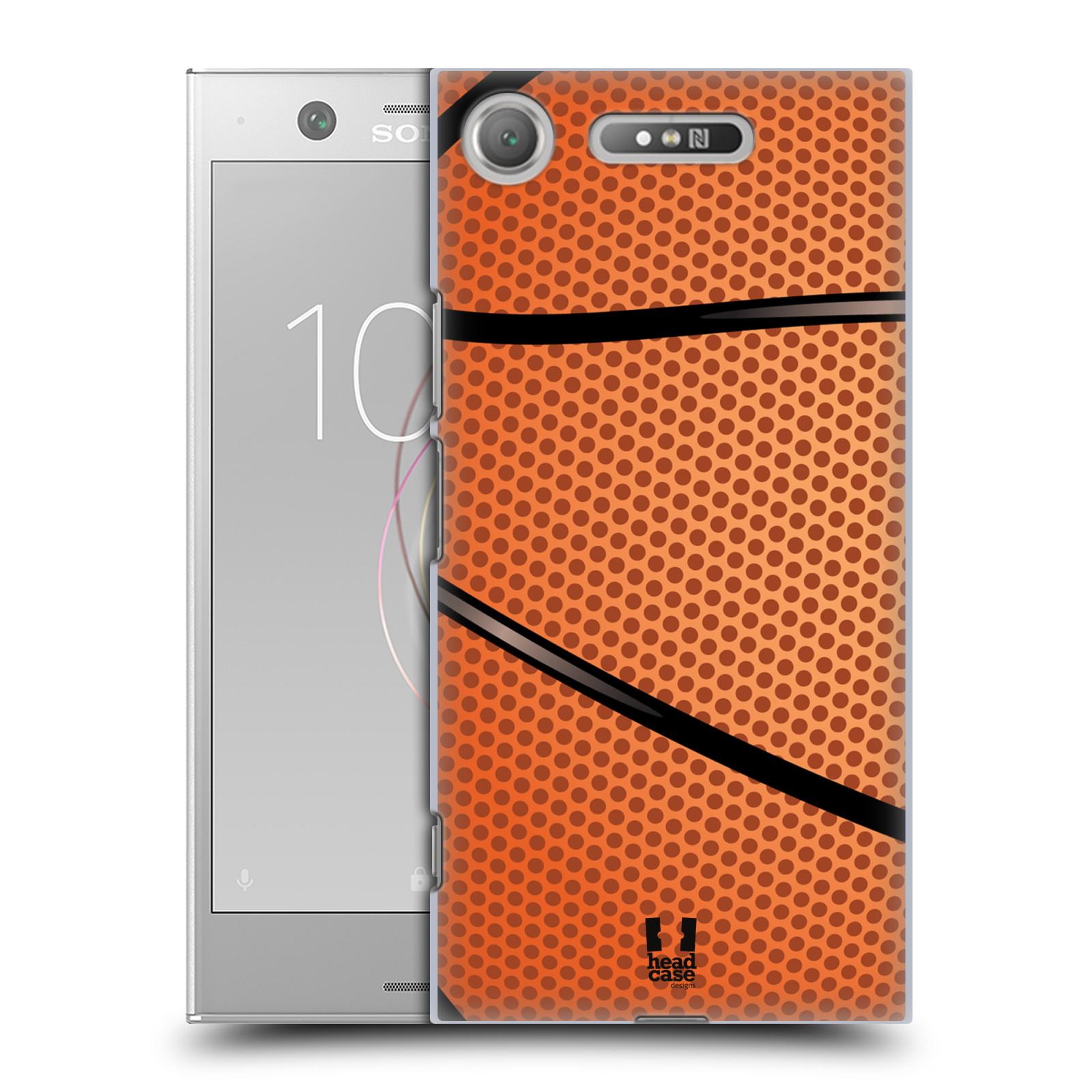 Plastové pouzdro na mobil Sony Xperia XZ1 - Head Case - BASKEŤÁK