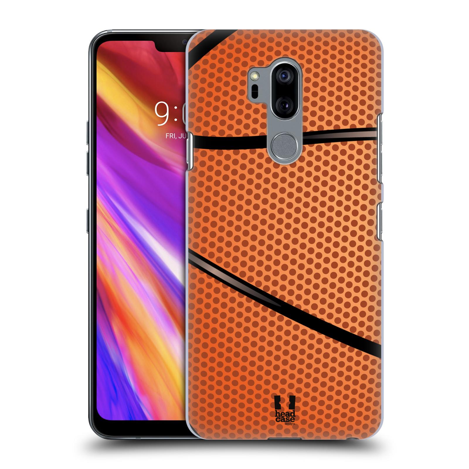Plastové pouzdro na mobil LG G7 ThinQ - Head Case - BASKEŤÁK