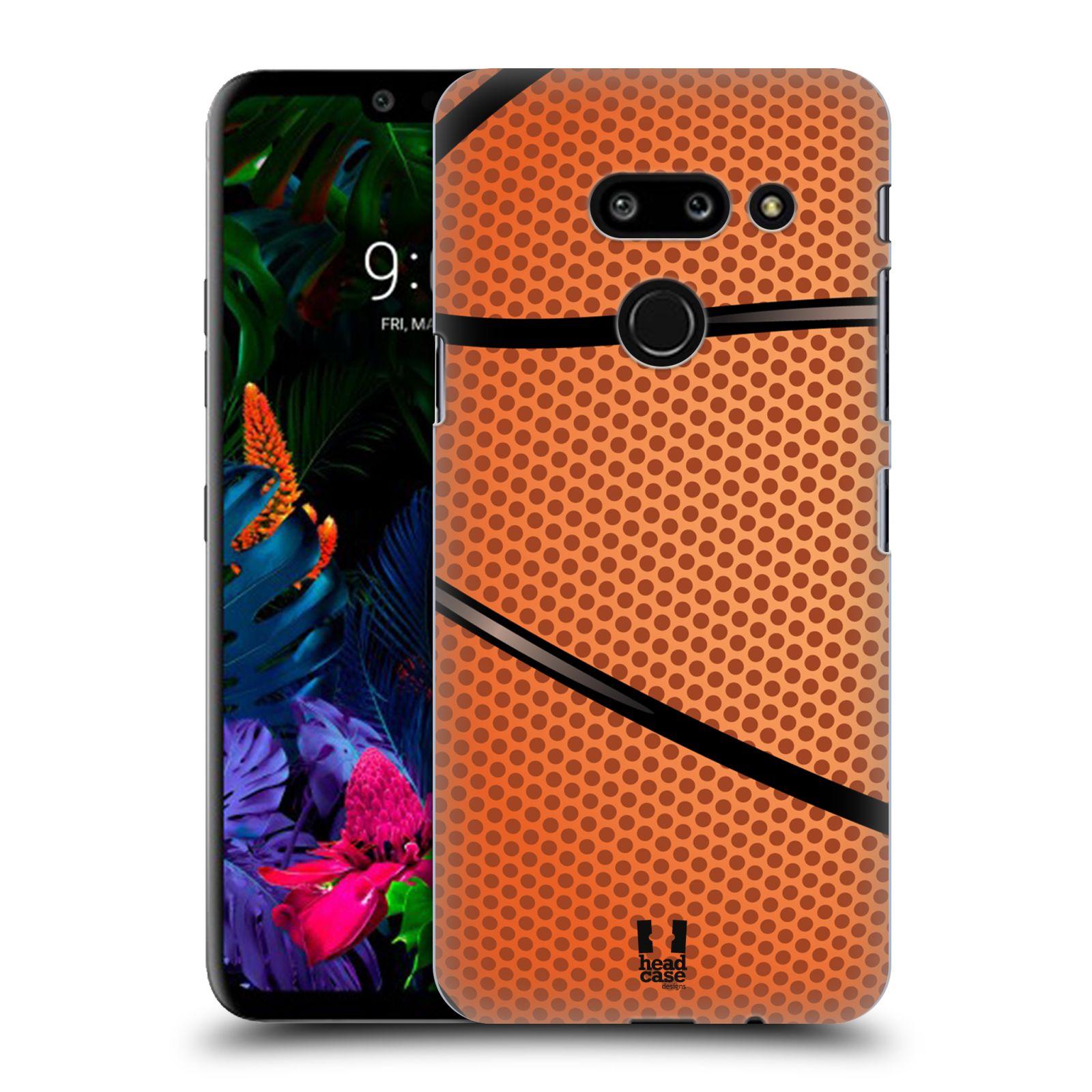 Plastové pouzdro na mobil LG G8 ThinQ - Head Case - BASKEŤÁK