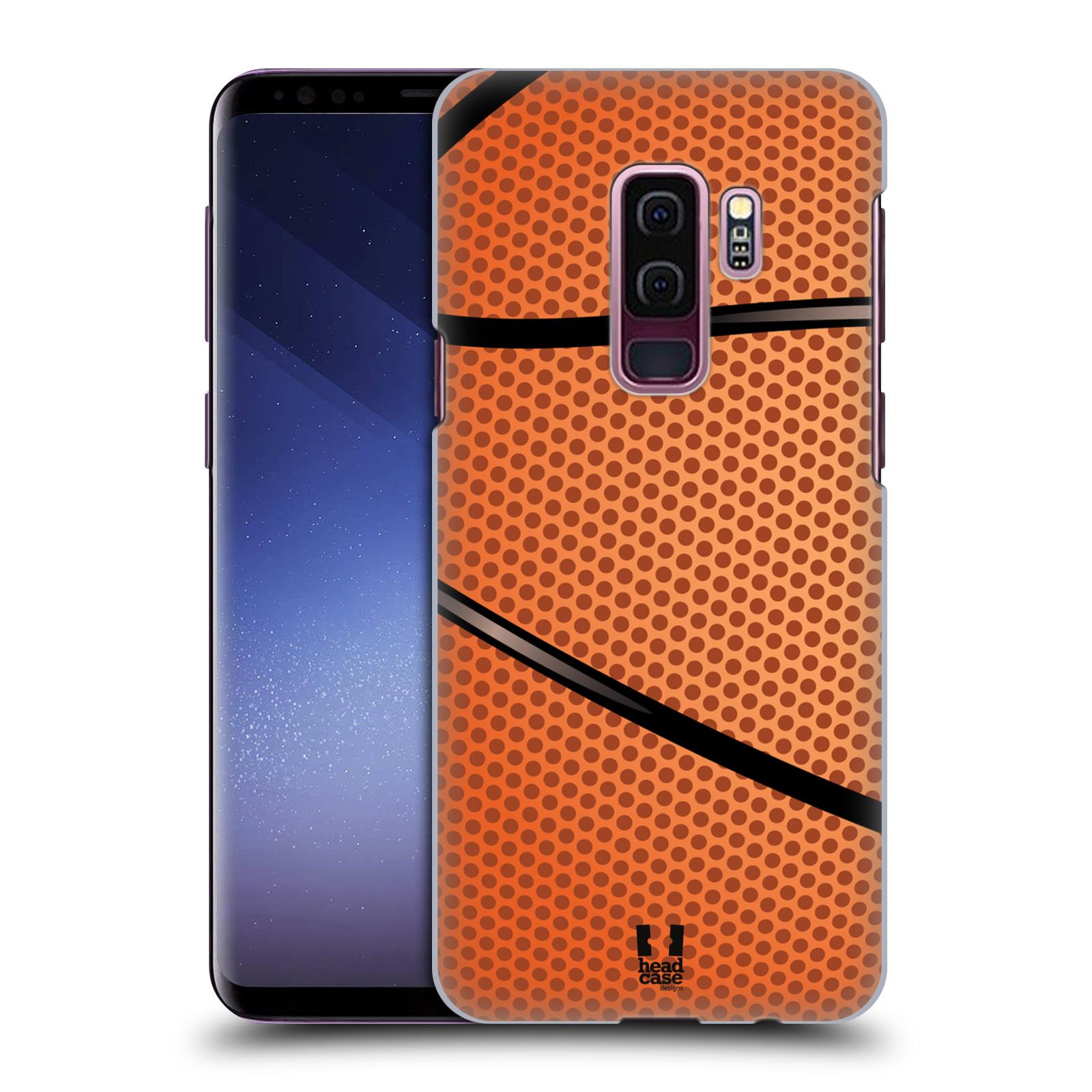 Plastové pouzdro na mobil Samsung Galaxy S9 Plus - Head Case - BASKEŤÁK
