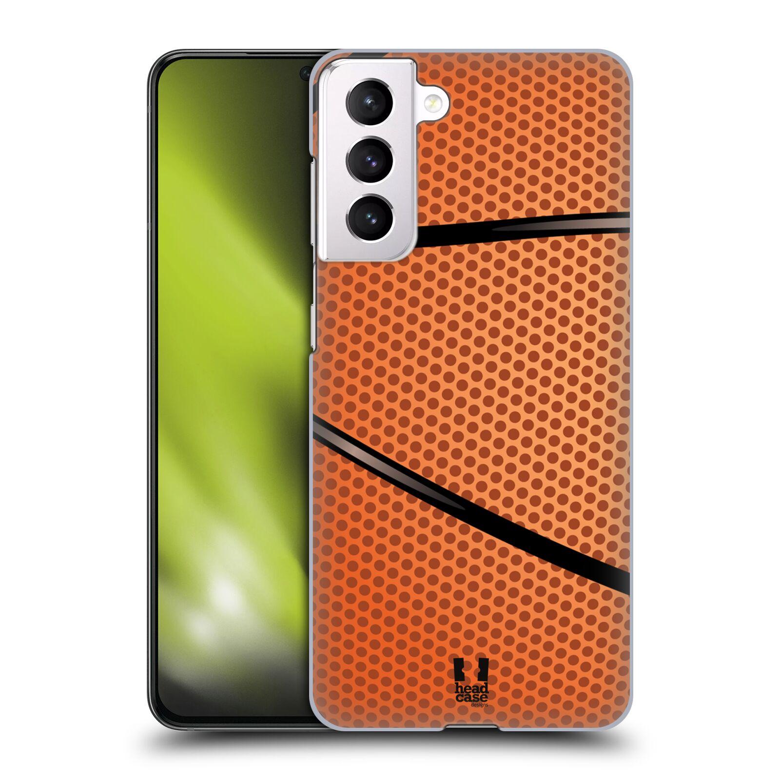 Plastové pouzdro na mobil Samsung Galaxy S21 5G - Head Case - BASKEŤÁK