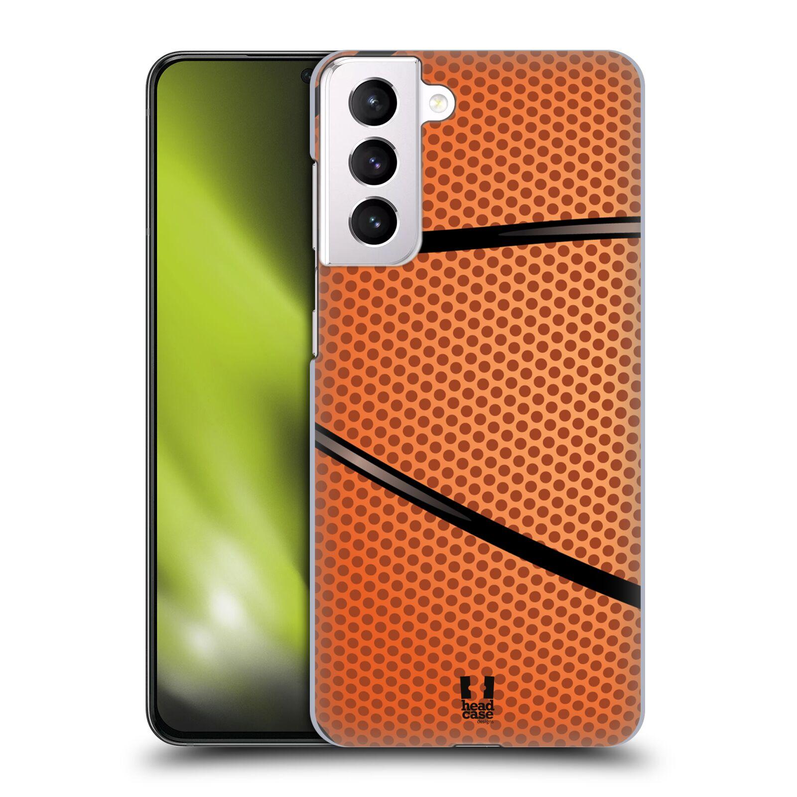 Plastové pouzdro na mobil Samsung Galaxy S21 Plus 5G - Head Case - BASKEŤÁK