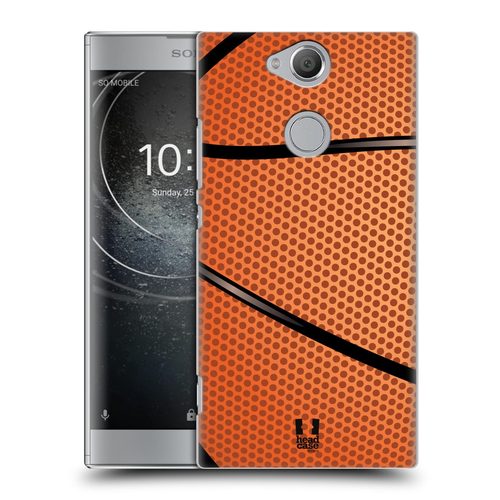 Plastové pouzdro na mobil Sony Xperia XA2 - Head Case - BASKEŤÁK