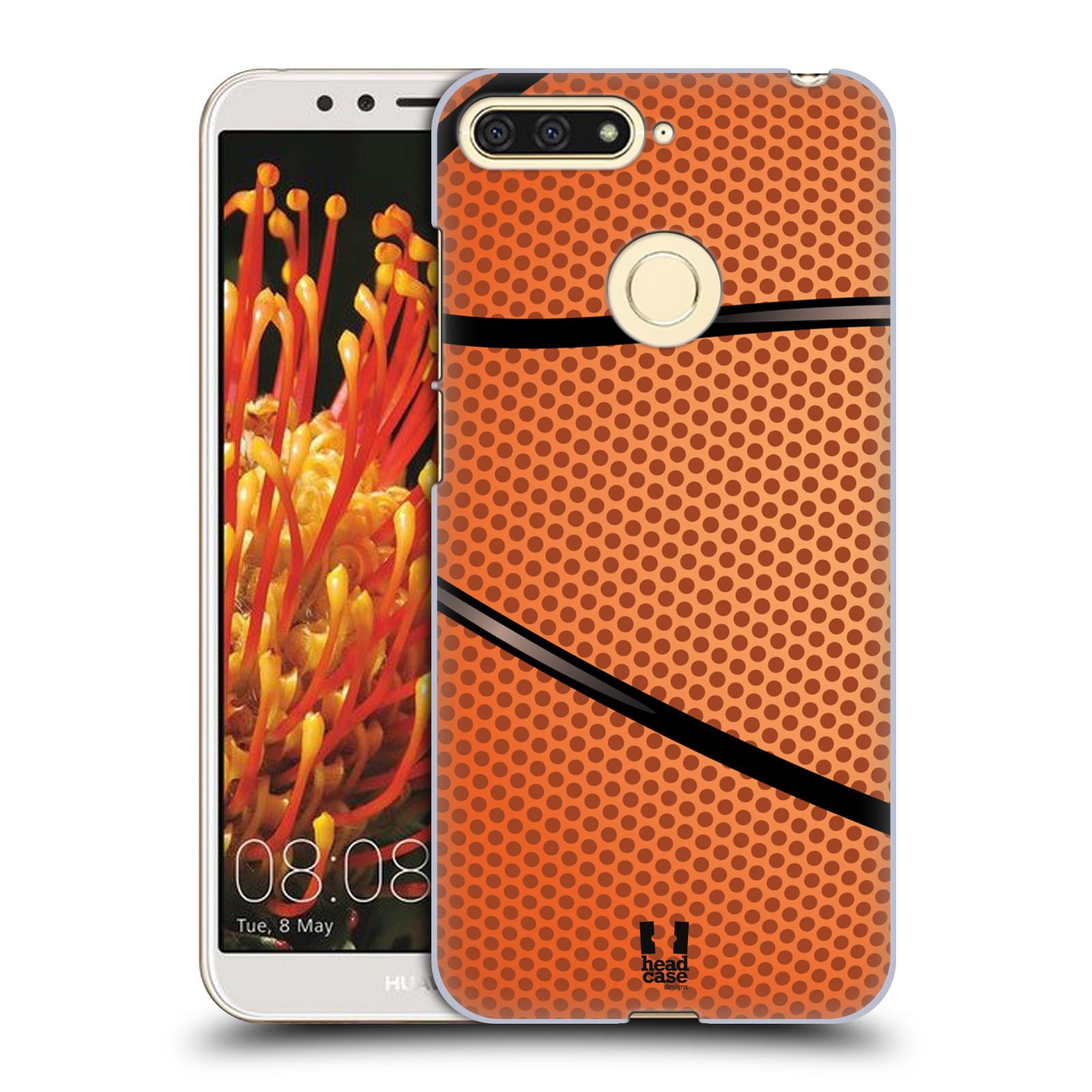 Plastové pouzdro na mobil Huawei Y6 Prime 2018 - Head Case - BASKEŤÁK