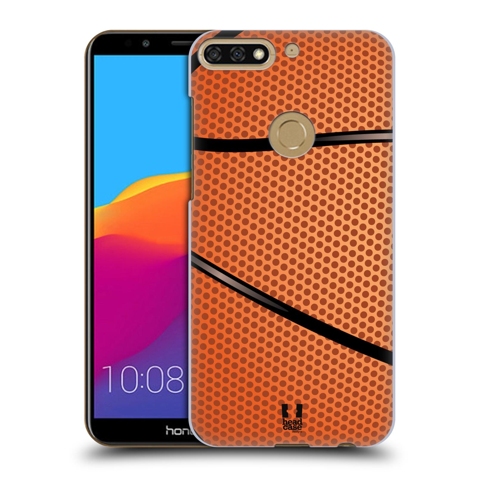 Plastové pouzdro na mobil Huawei Y7 Prime 2018 - Head Case - BASKEŤÁK