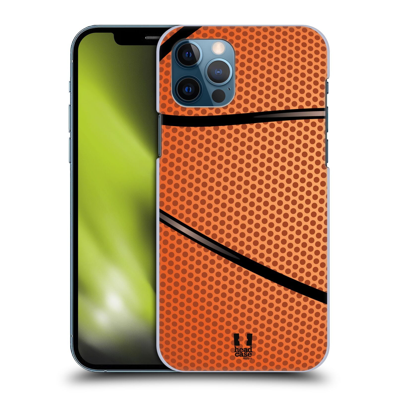 Plastové pouzdro na mobil Apple iPhone 12 / 12 Pro - Head Case - BASKEŤÁK