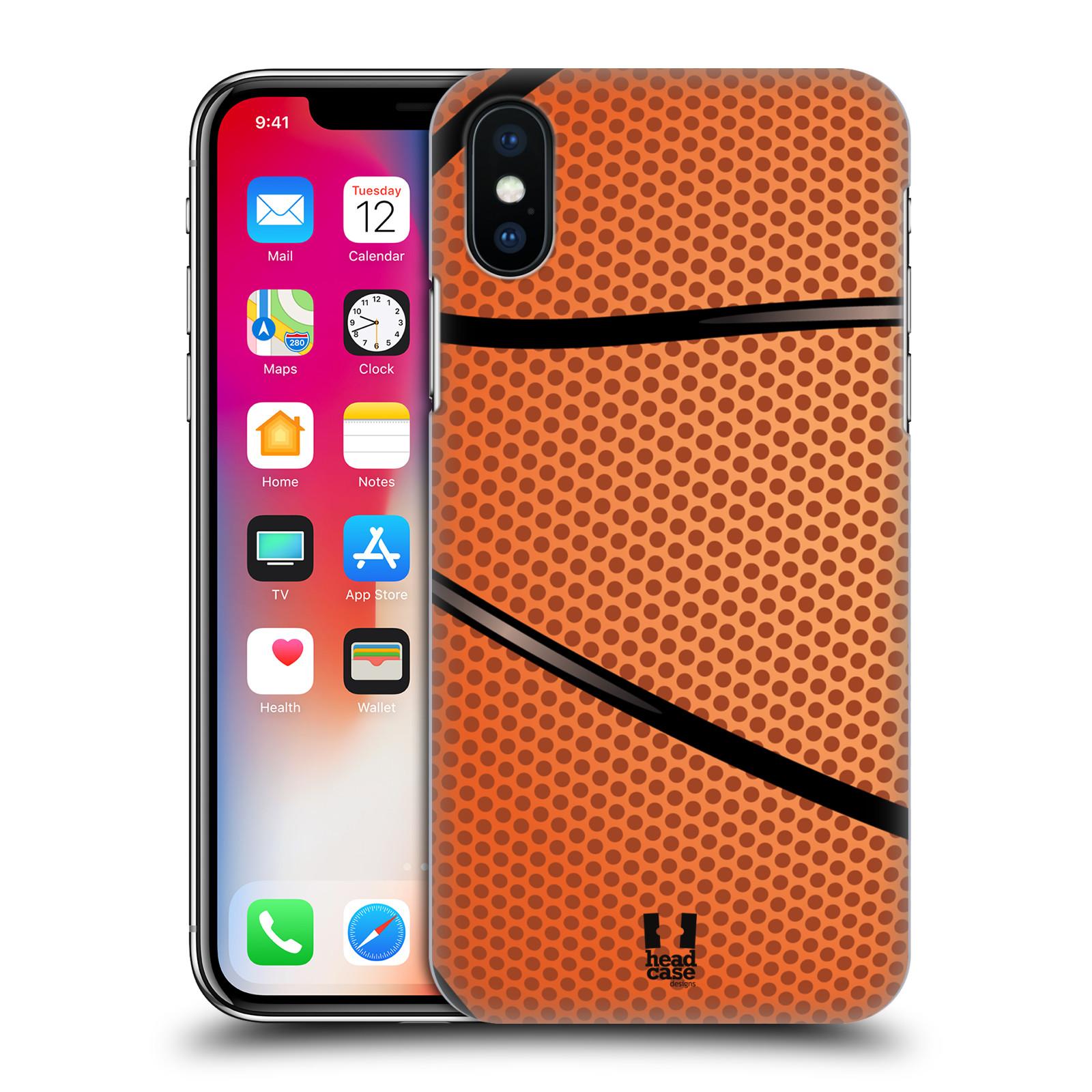 Plastové pouzdro na mobil Apple iPhone X - Head Case - BASKEŤÁK
