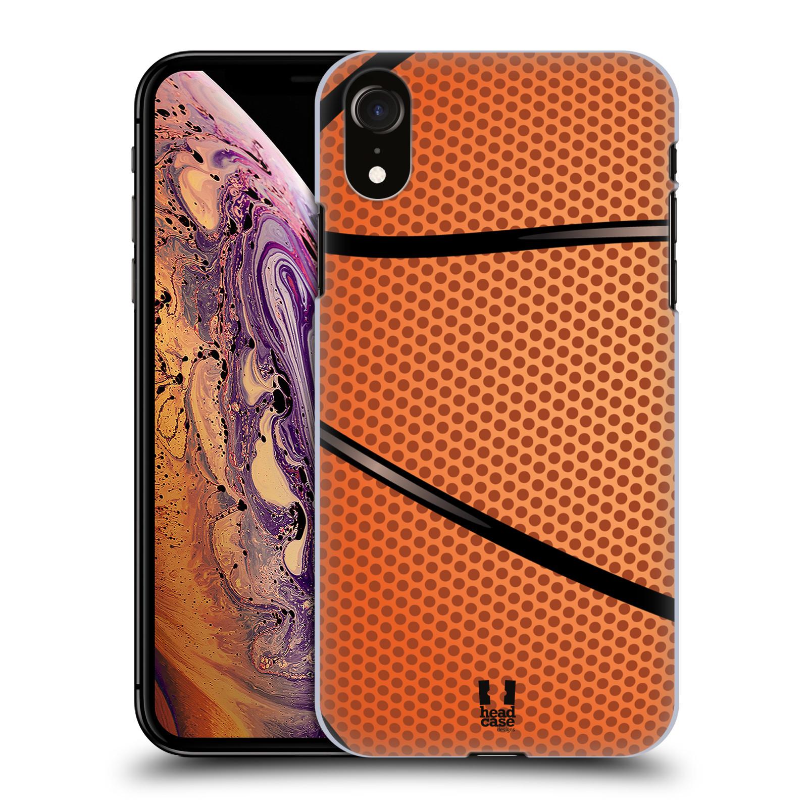 Plastové pouzdro na mobil Apple iPhone XR - Head Case - BASKEŤÁK