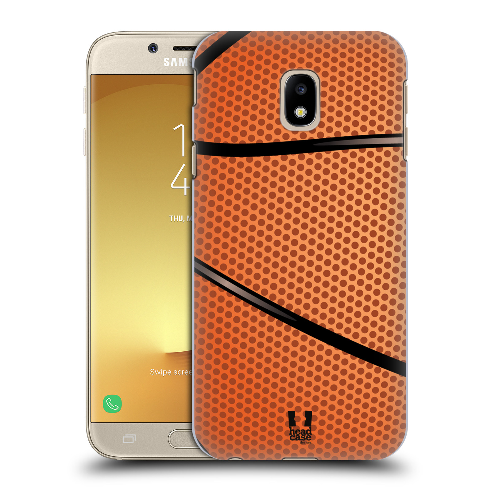 Plastové pouzdro na mobil Samsung Galaxy J3 (2017) - Head Case - BASKEŤÁK