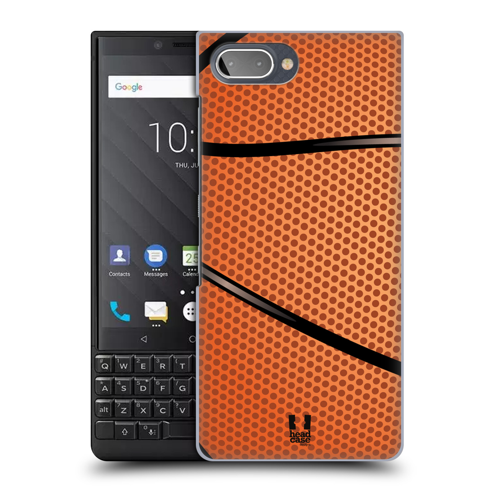 Plastové pouzdro na mobil Blackberry Key 2 - Head Case - BASKEŤÁK