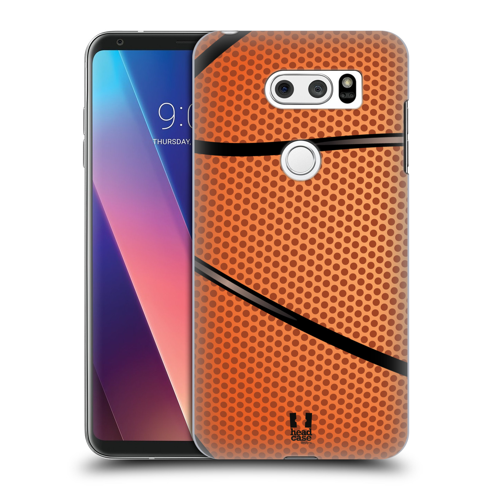 Plastové pouzdro na mobil LG V30 - Head Case - BASKEŤÁK