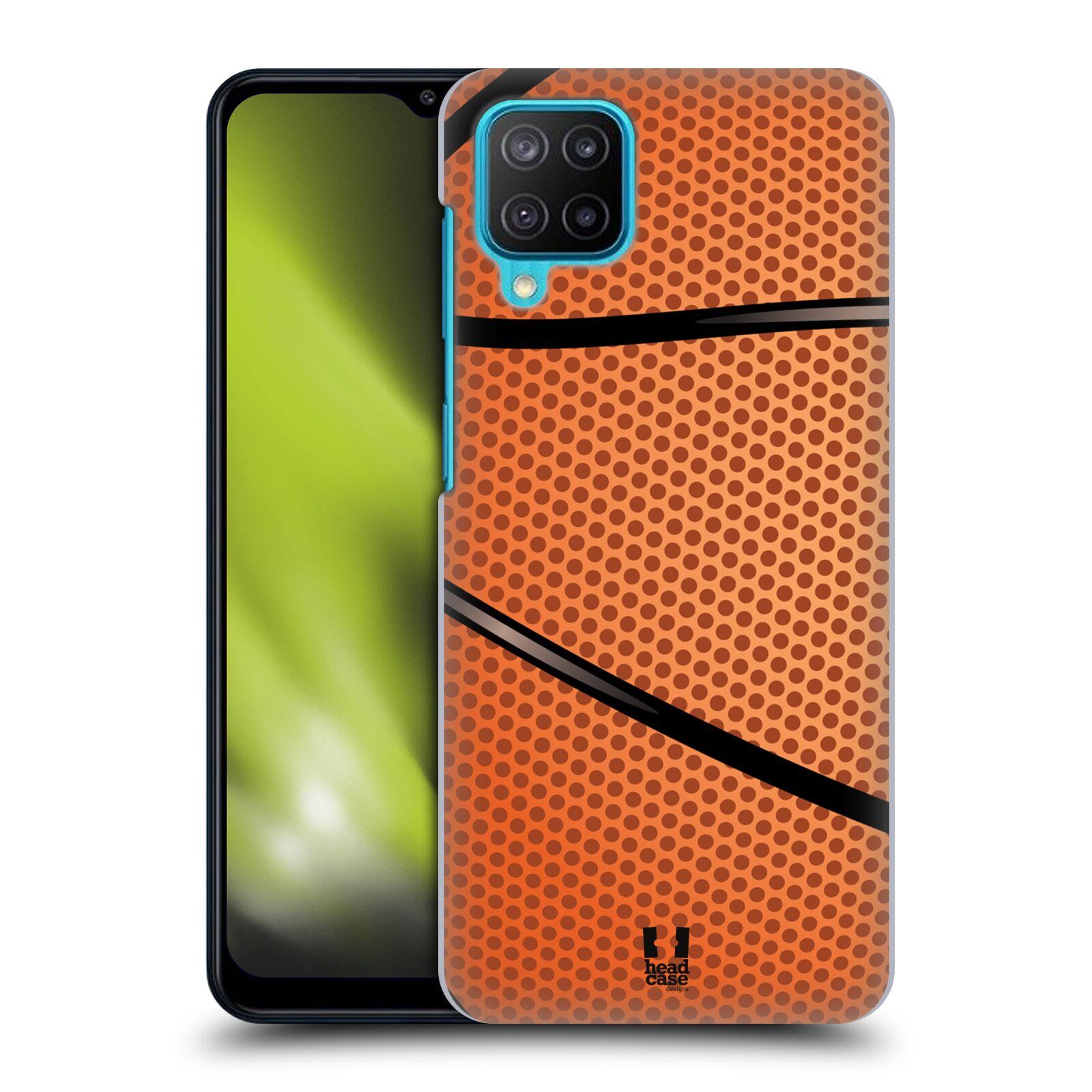 Plastové pouzdro na mobil Samsung Galaxy M12 - Head Case - BASKEŤÁK