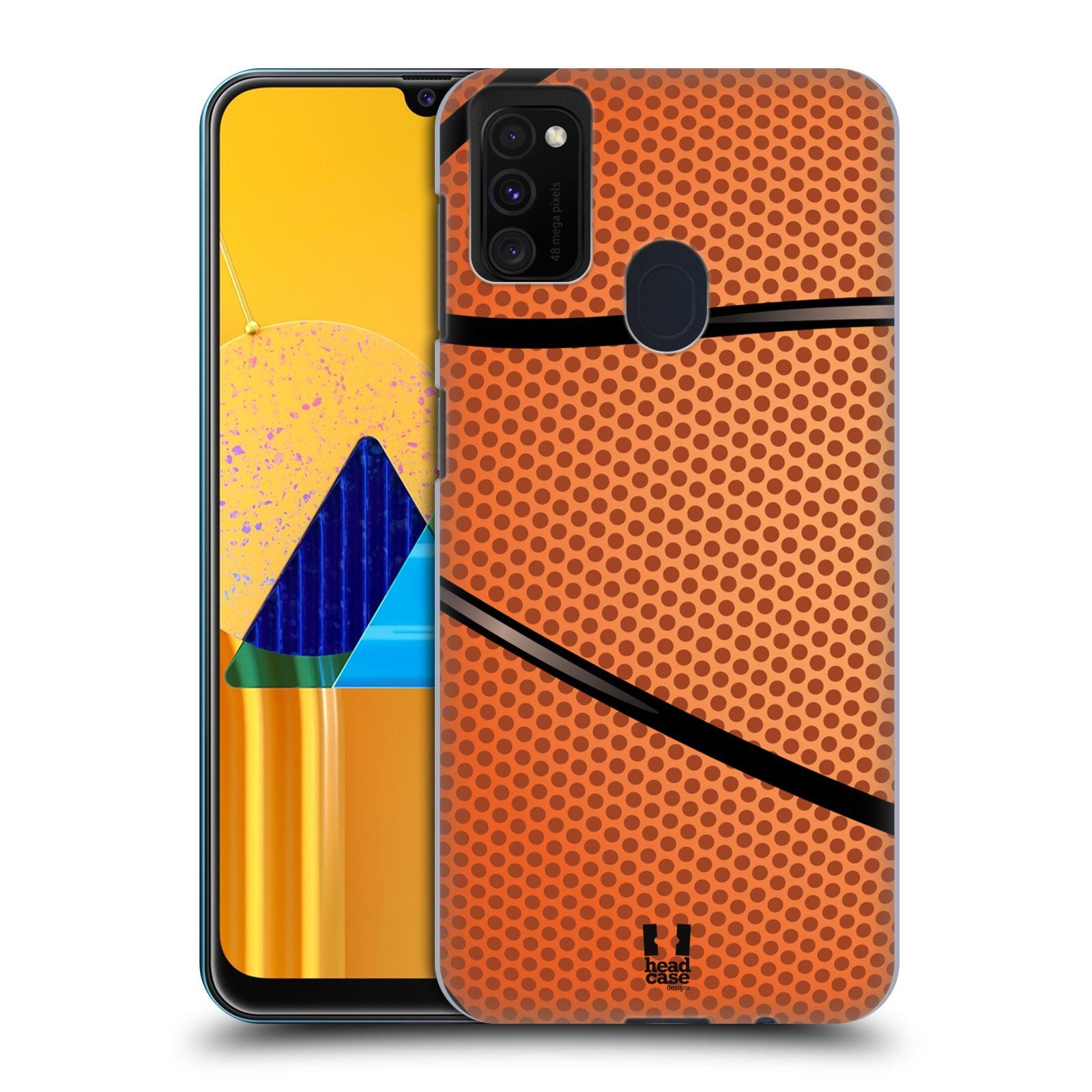Plastové pouzdro na mobil Samsung Galaxy M21 - Head Case - BASKEŤÁK
