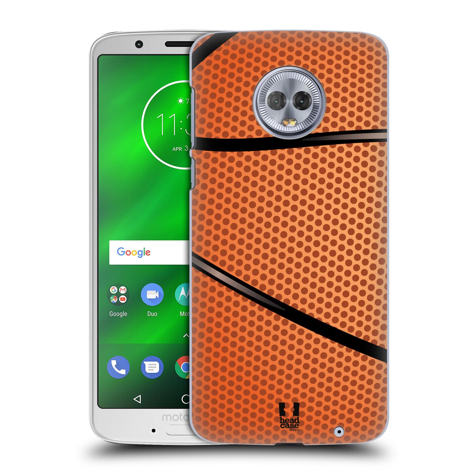 Plastové pouzdro na mobil Motorola Moto G6 Plus - Head Case - BASKEŤÁK