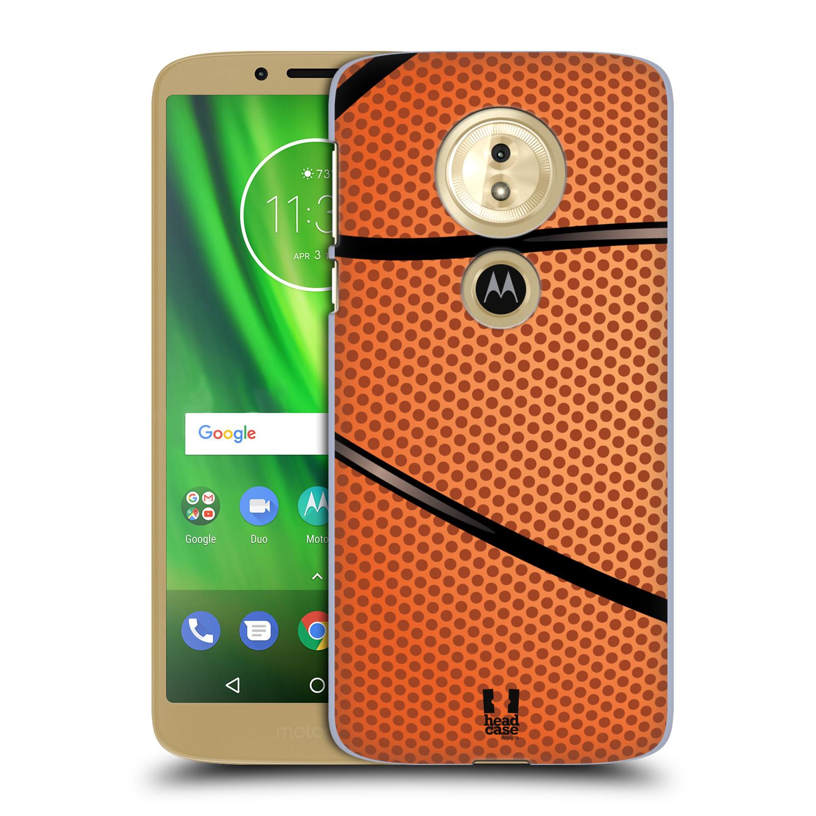 Plastové pouzdro na mobil Motorola Moto G6 Play - Head Case - BASKEŤÁK