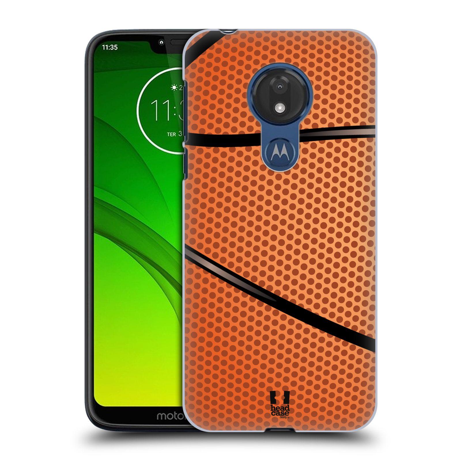 Plastové pouzdro na mobil Motorola Moto G7 Power - Head Case - BASKEŤÁK
