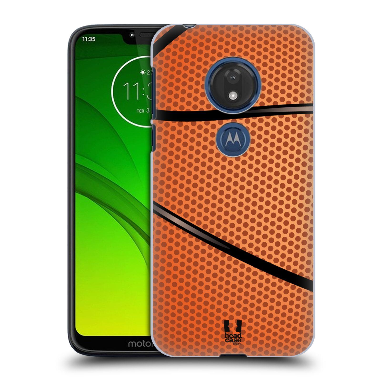 Plastové pouzdro na mobil Motorola Moto G7 Play - Head Case - BASKEŤÁK