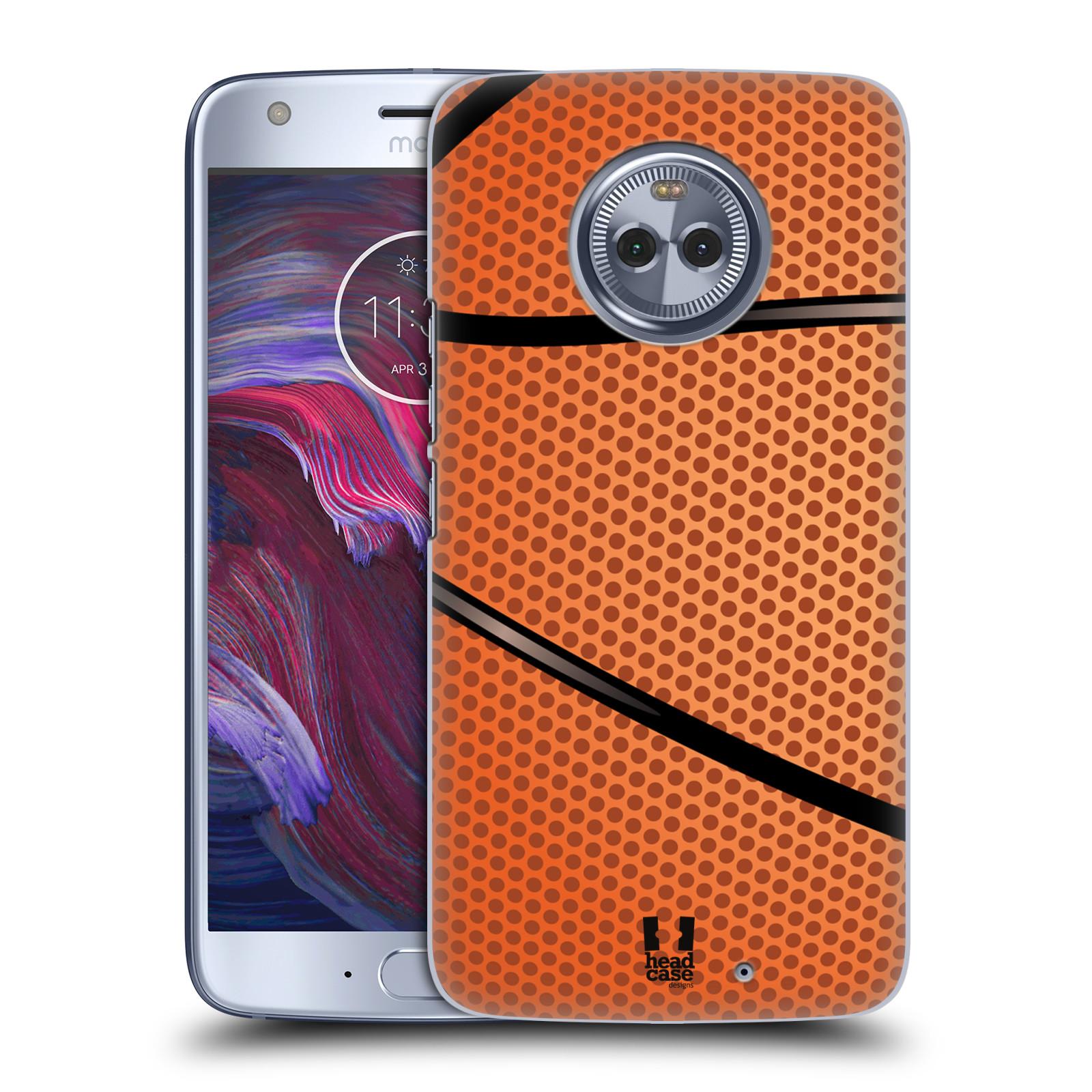 Plastové pouzdro na mobil Lenovo Moto X4 - Head Case - BASKEŤÁK