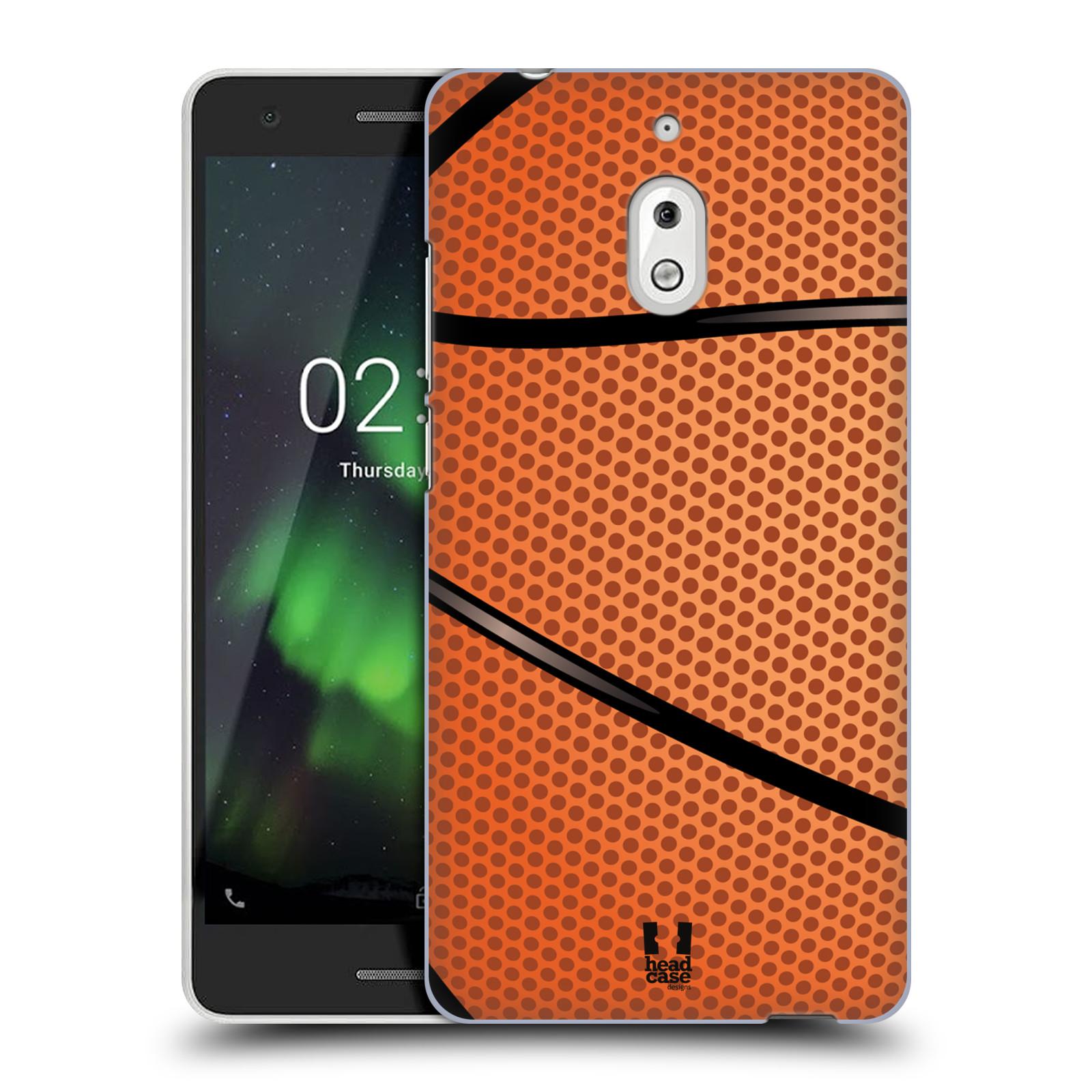 Plastové pouzdro na mobil Nokia 2.1 - Head Case - BASKEŤÁK