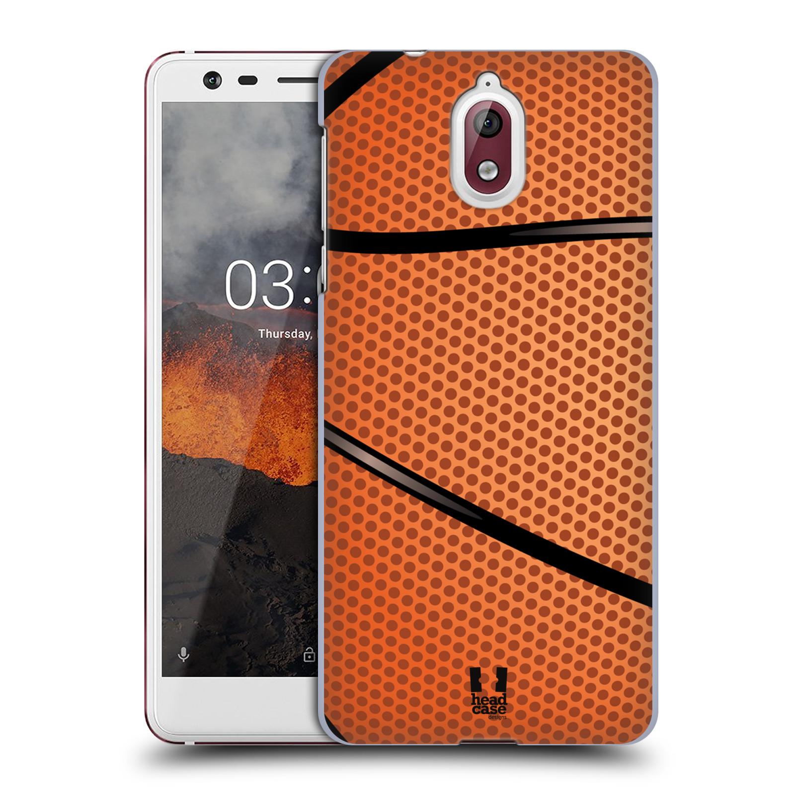 Plastové pouzdro na mobil Nokia 3.1 - Head Case - BASKEŤÁK
