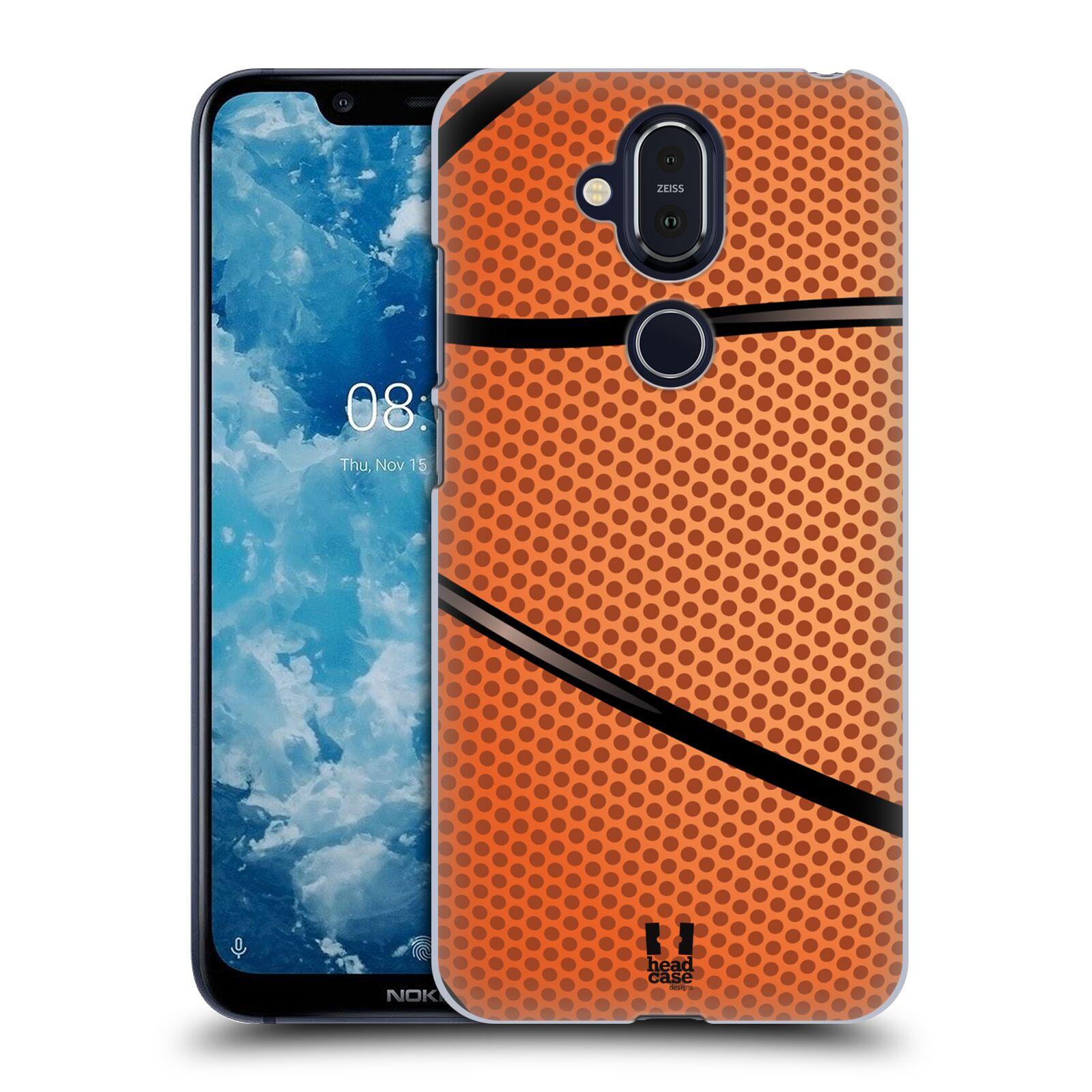 Plastové pouzdro na mobil Nokia 8.1 - Head Case - BASKEŤÁK