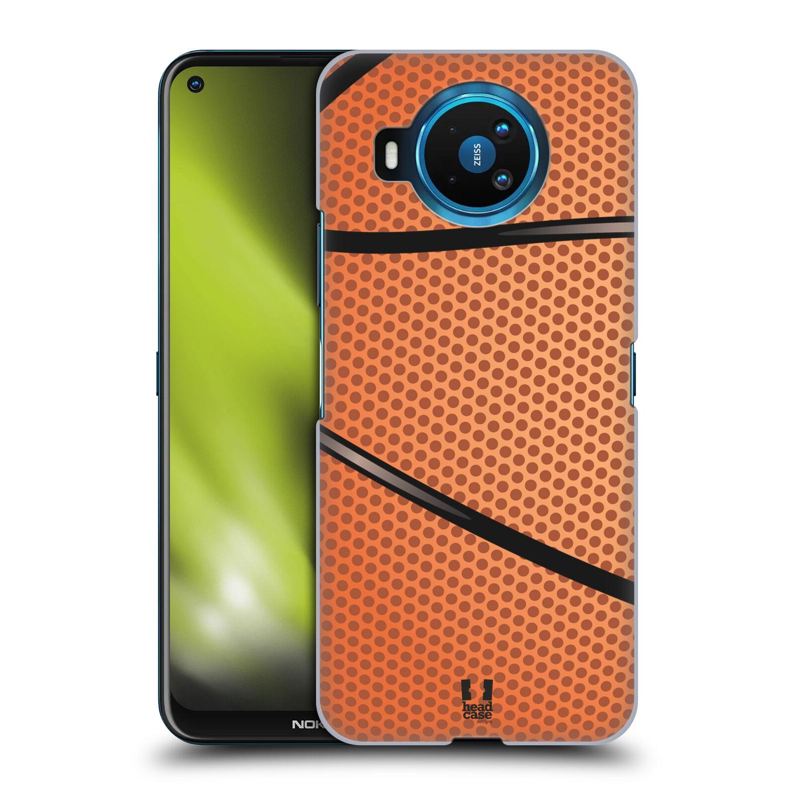 Plastové pouzdro na mobil Nokia 8.3 5G - Head Case - BASKEŤÁK