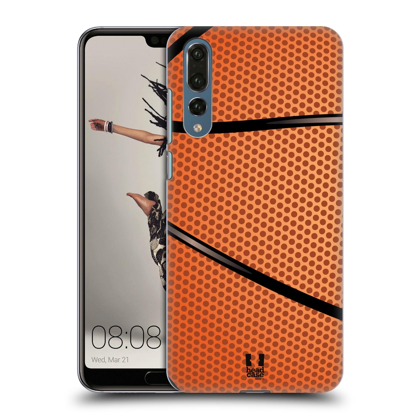 Plastové pouzdro na mobil Huawei P20 Pro - Head Case - BASKEŤÁK