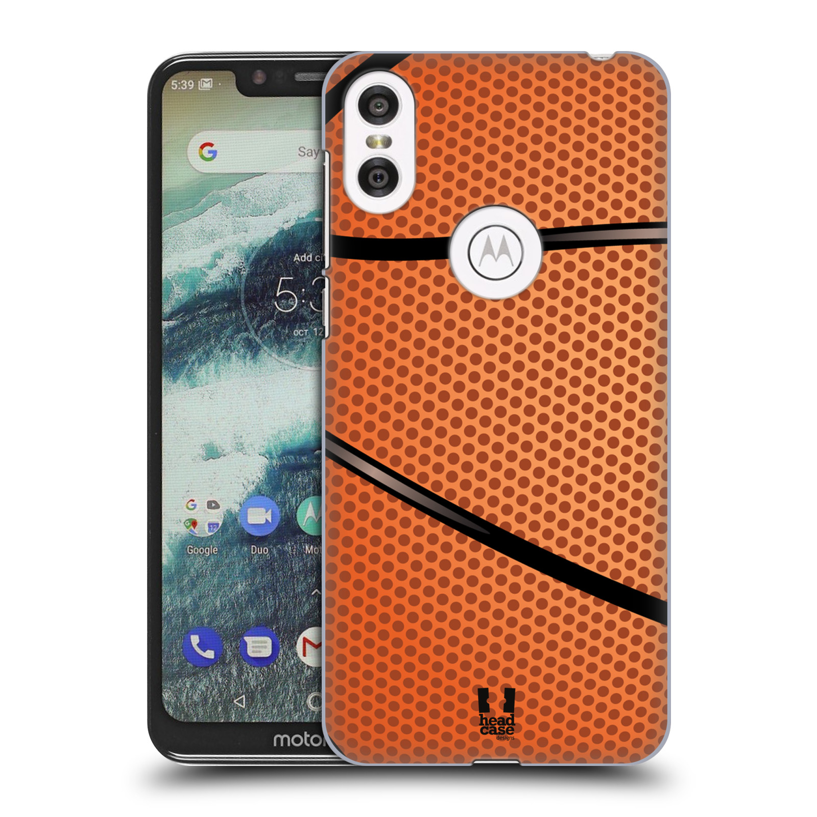 Plastové pouzdro na mobil Motorola One - Head Case - BASKEŤÁK