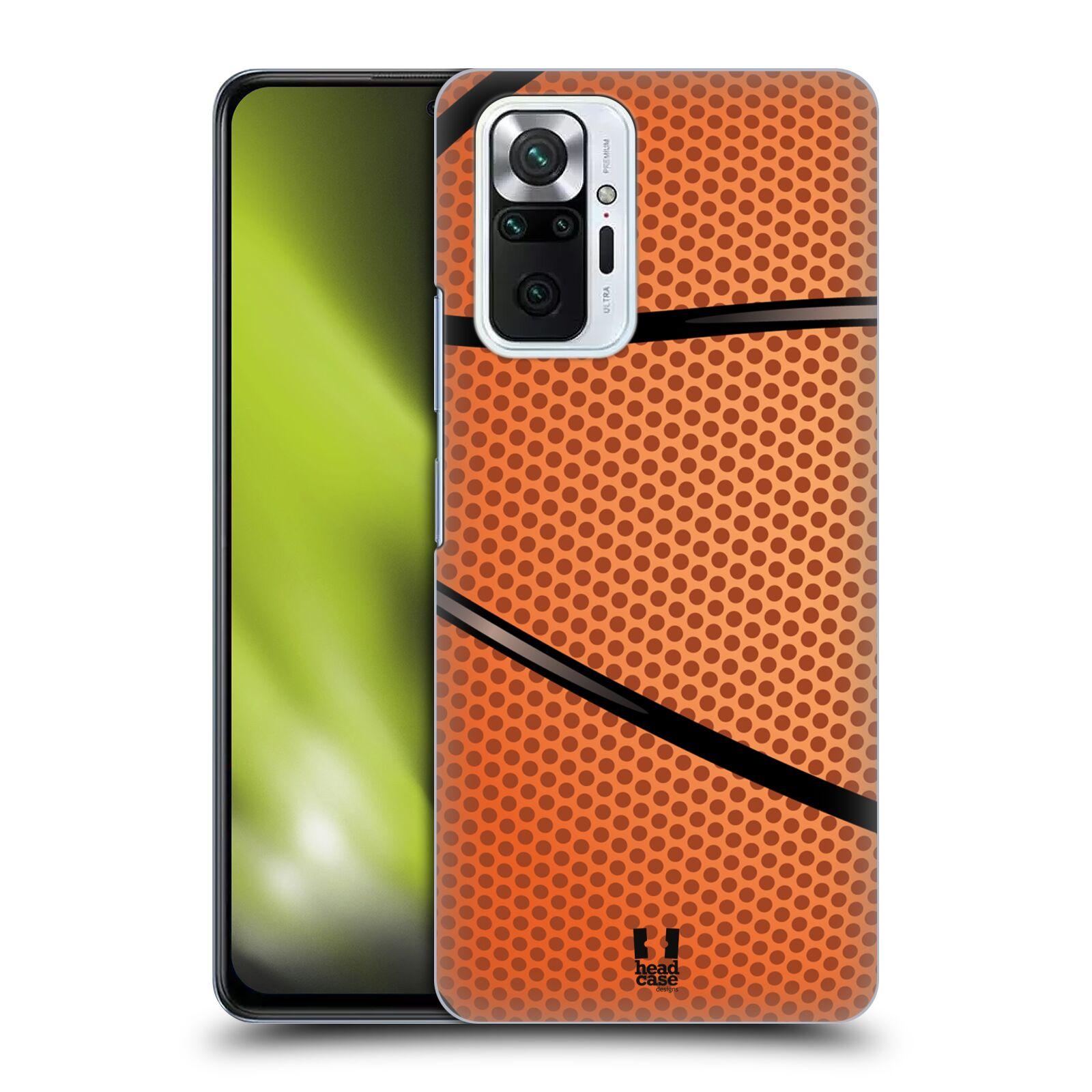 Plastové pouzdro na mobil Xiaomi Redmi Note 10 Pro - Head Case - BASKEŤÁK